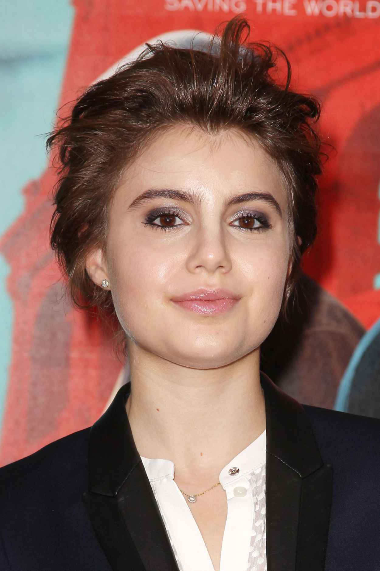 Sami Gayle - The Man From U.N.C.L.E. Premiere in New York City-4