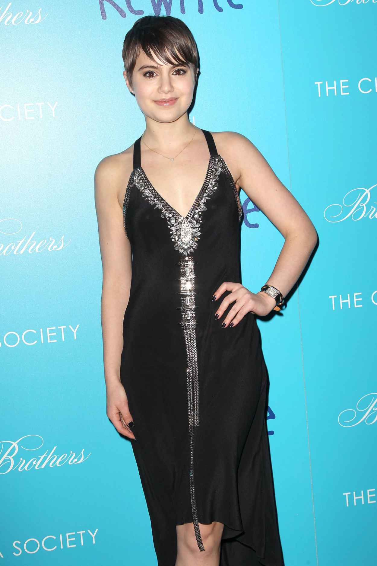 Sami Gayle - The Rewrite Screening in New York City-3
