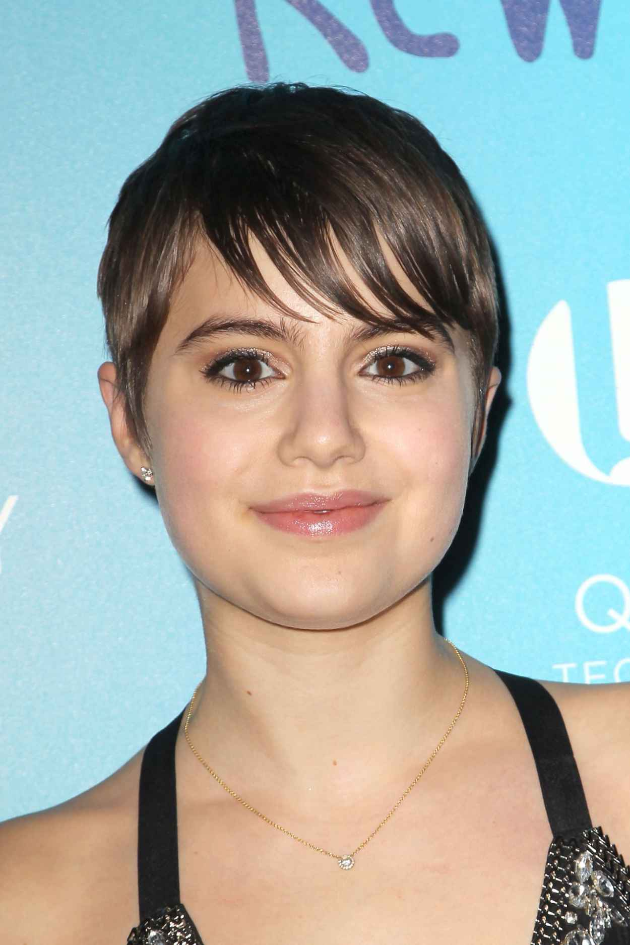 Sami Gayle - The Rewrite Screening in New York City-4