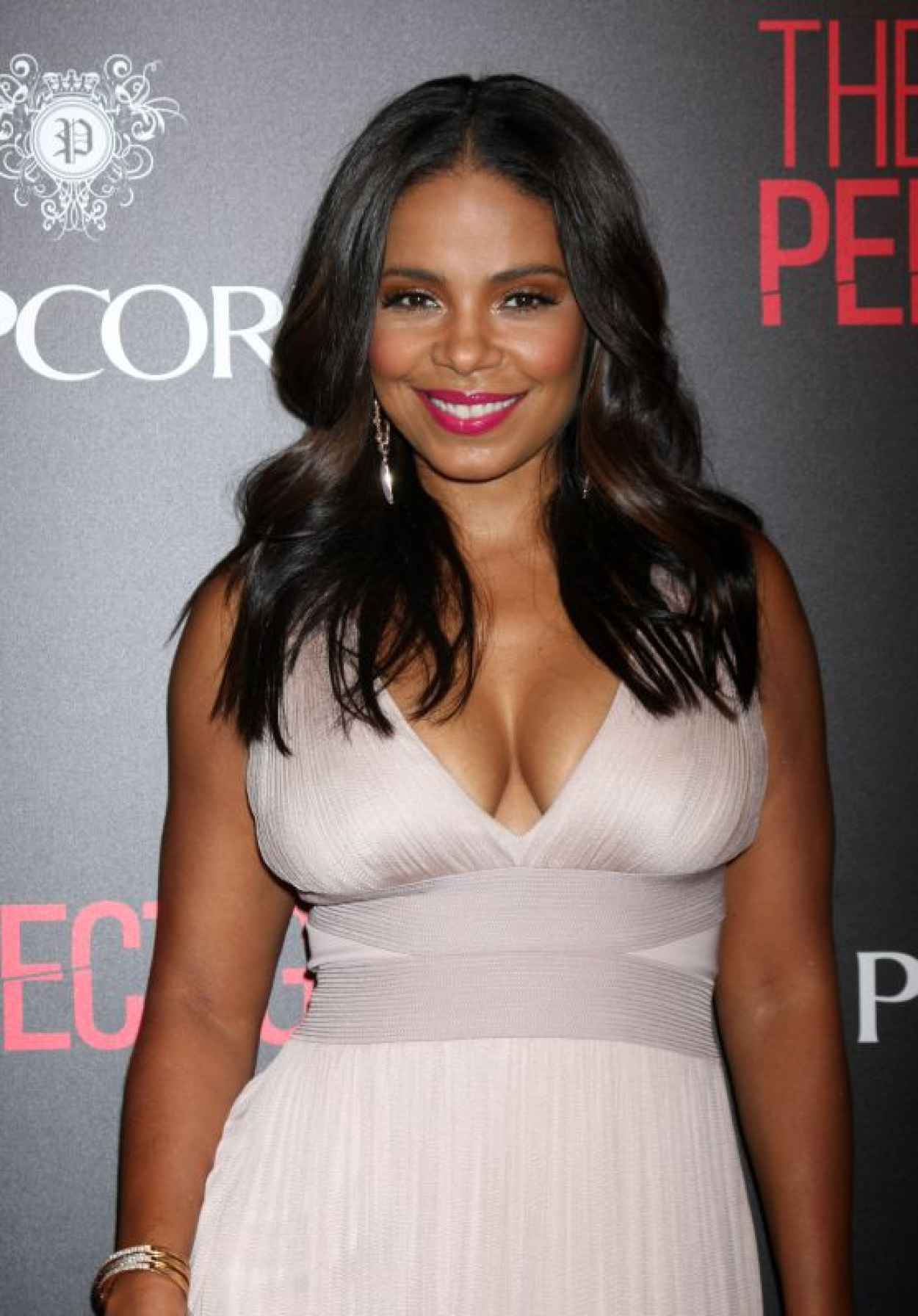 Sanaa Lathan - The Perfect Guy Premiere in Beverly Hills-1
