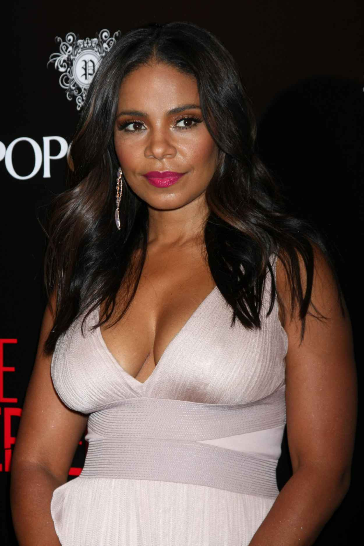 Sanaa Lathan - The Perfect Guy Premiere in Beverly Hills-3