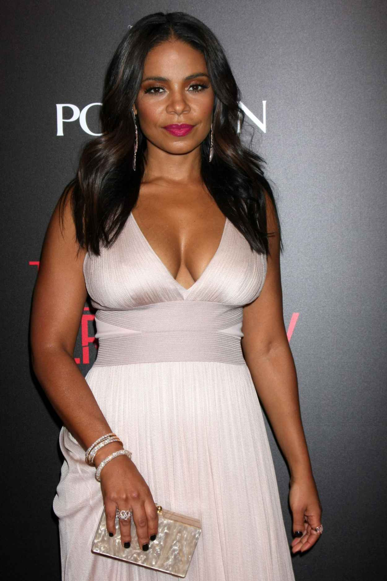 Sanaa Lathan - The Perfect Guy Premiere in Beverly Hills-4