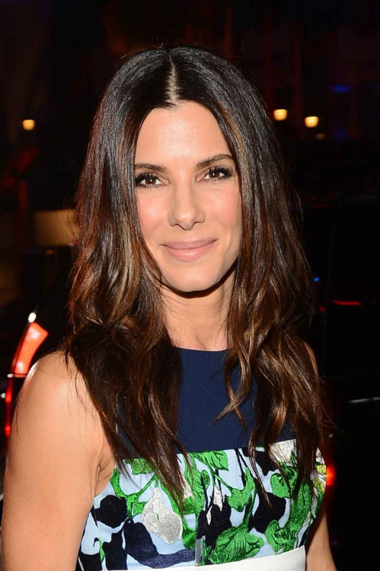 Sandra Bullock - 2015 Peoples Choice Awards-1