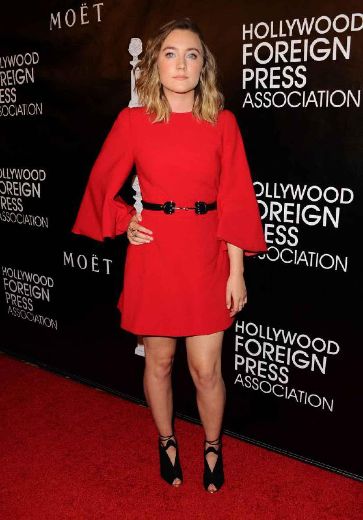 Saoirse Ronan - 2015 HPFA Grants Banquet in Beverly Hills-1