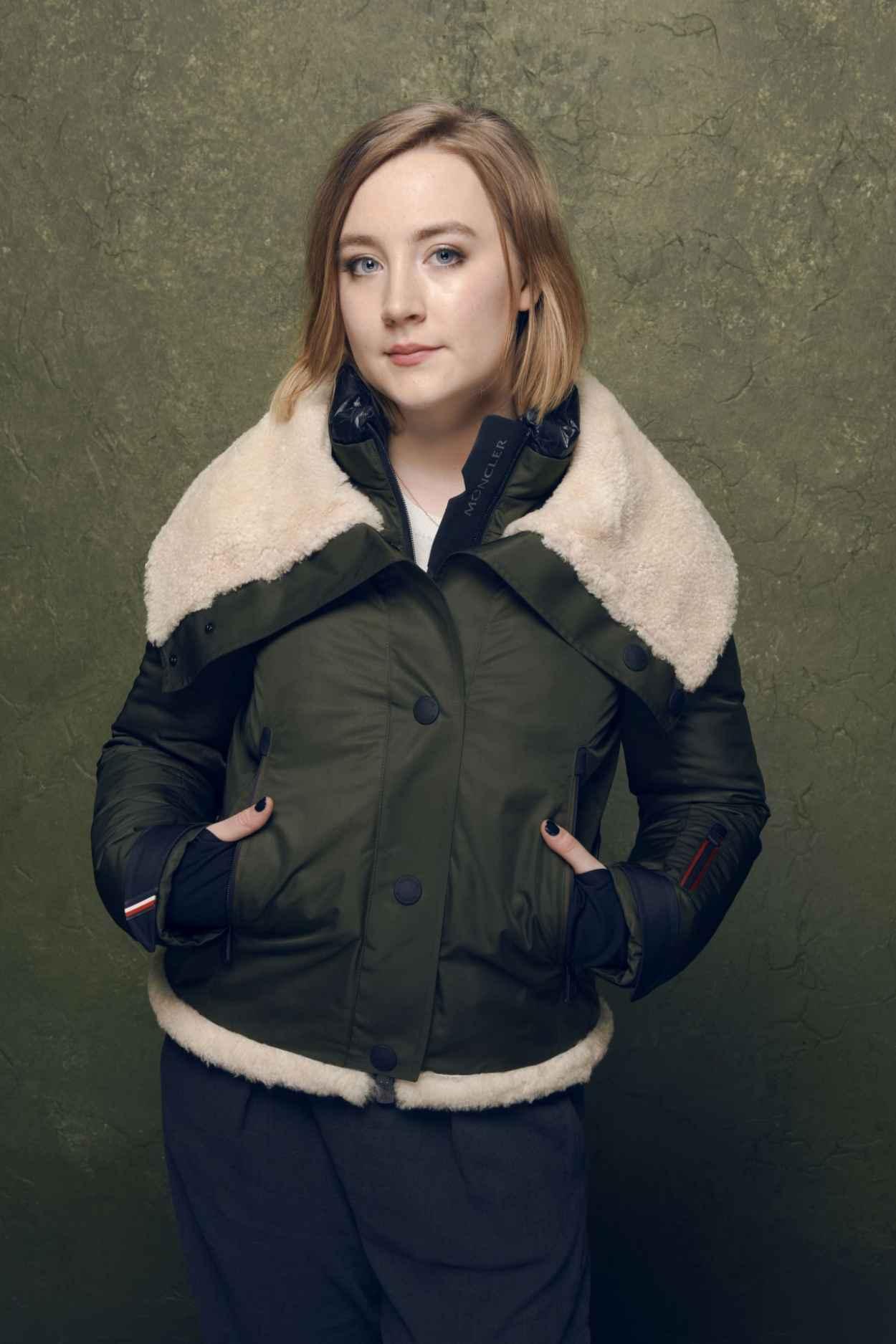 Saoirse Ronan - Brooklyn Portraits at Sundance 2015 in Park City-1