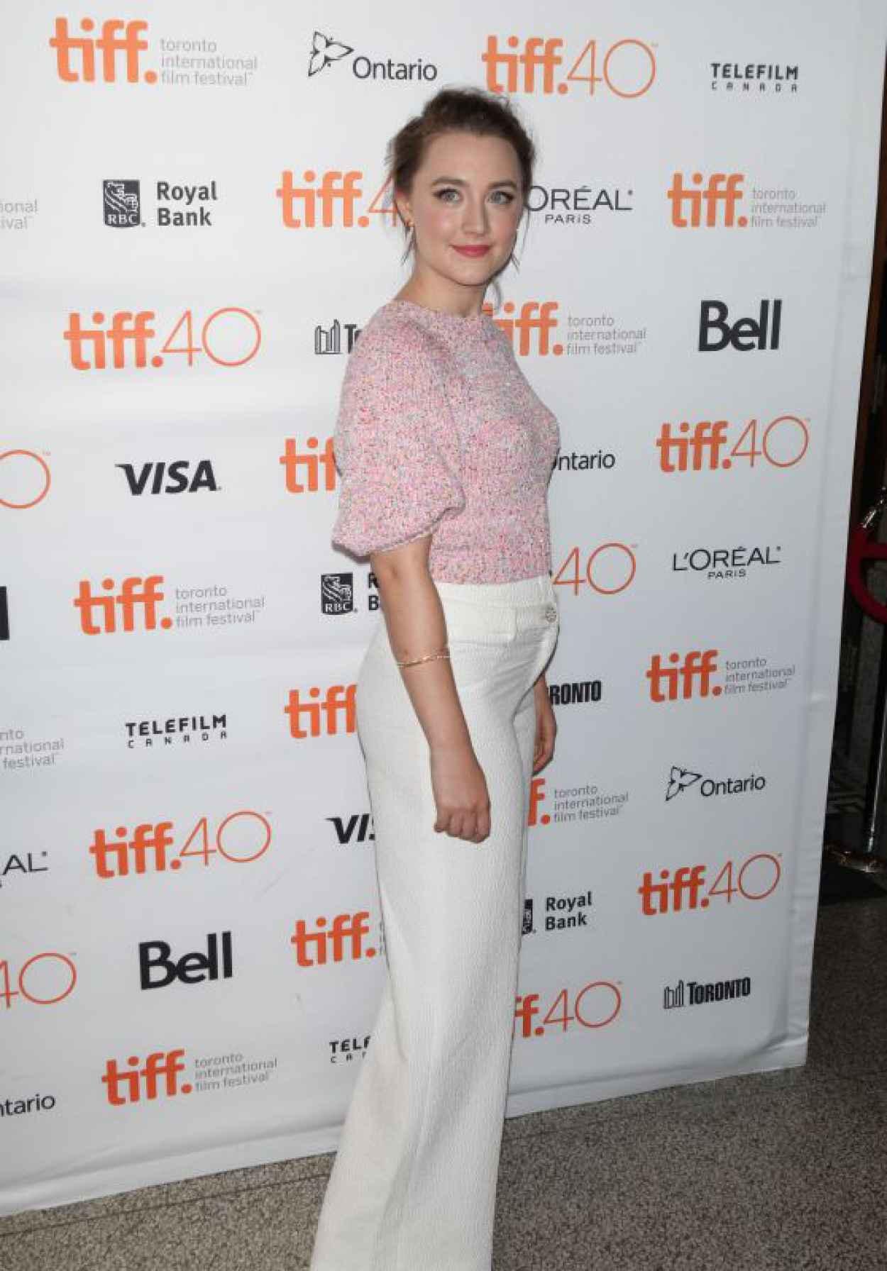 Saoirse Ronan - Brooklyn Premiere at Toronto International Film Festival-1