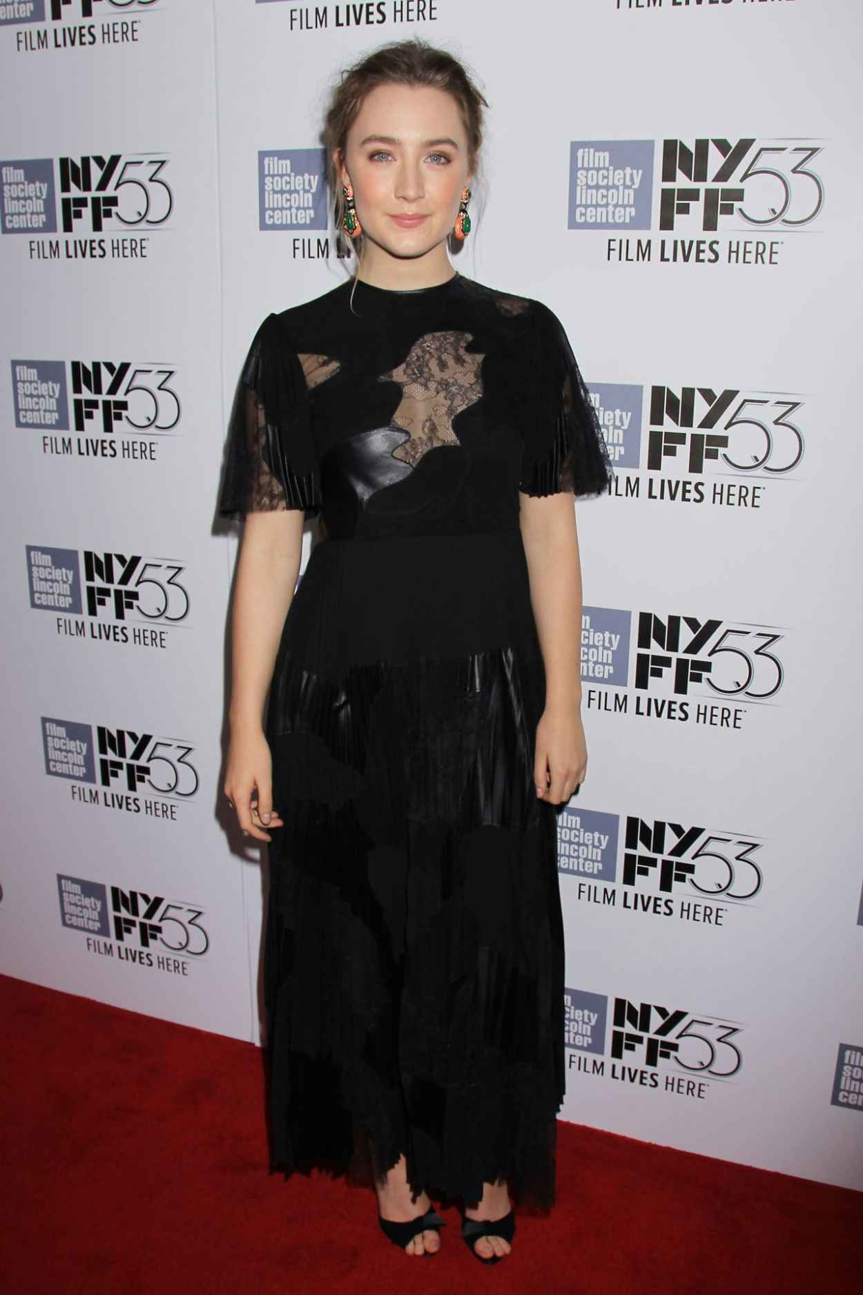 Saoirse Ronan - Brooklyn Premiere in New York City-2