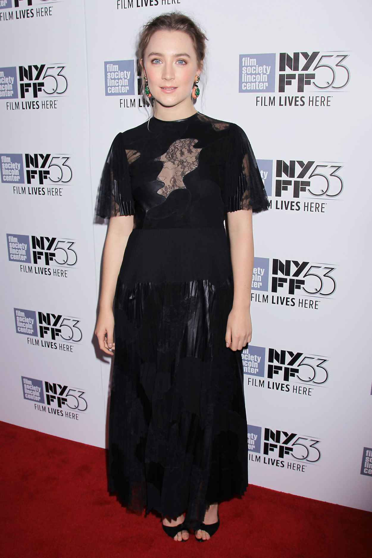 Saoirse Ronan - Brooklyn Premiere in New York City-3