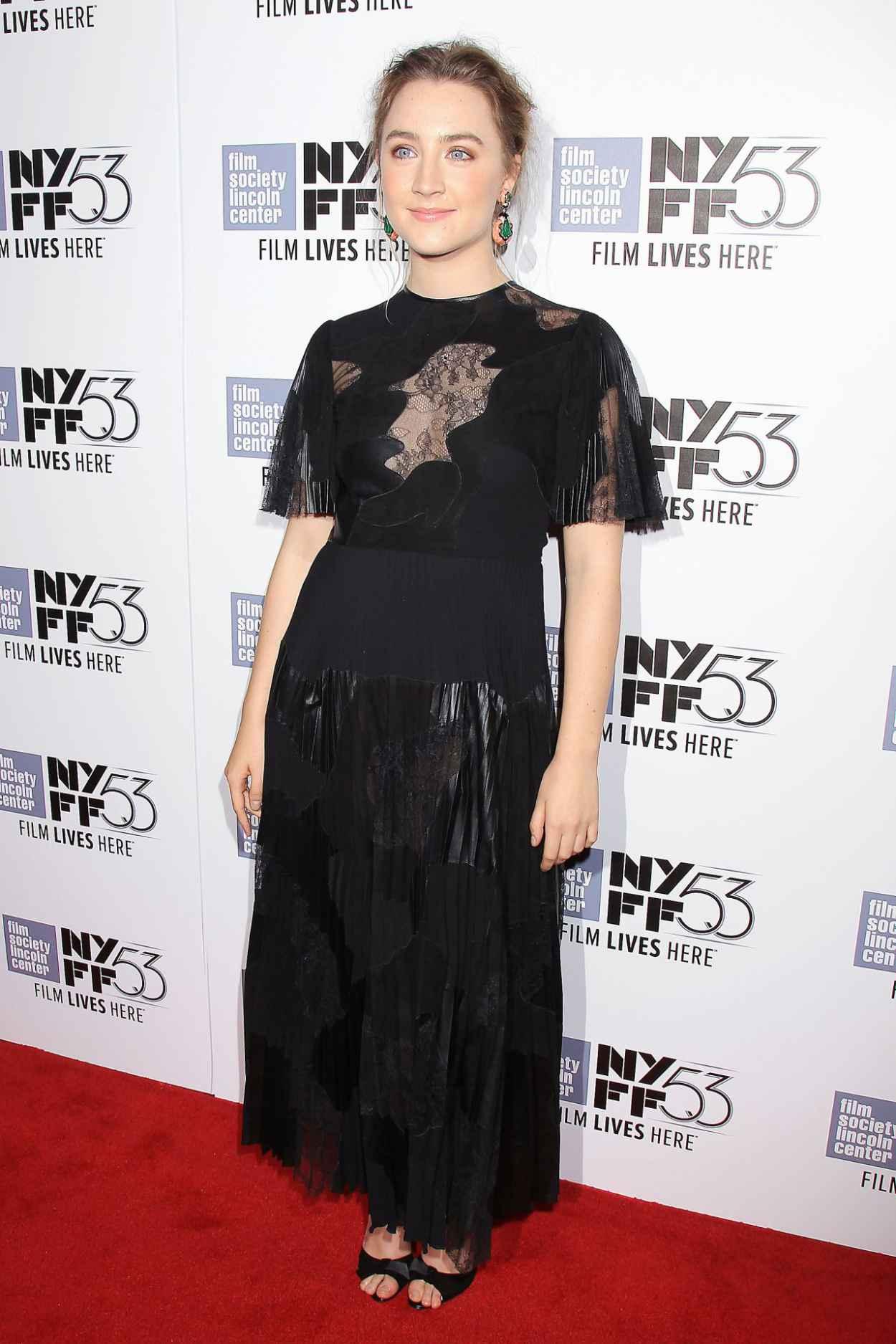 Saoirse Ronan - Brooklyn Premiere in New York City-5