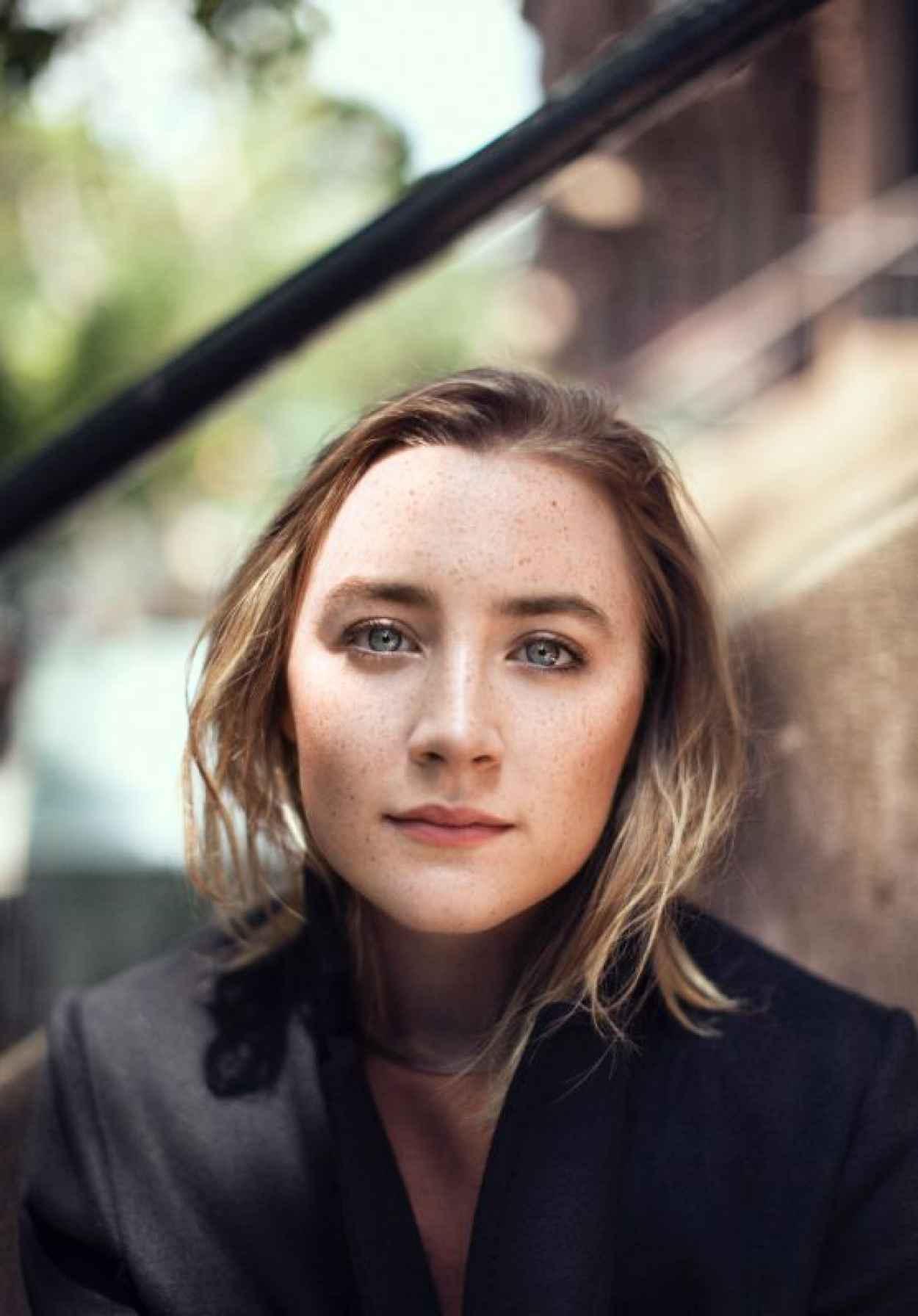 Saoirse Ronan - Photoshoot for Cara Magazine October 2015-1