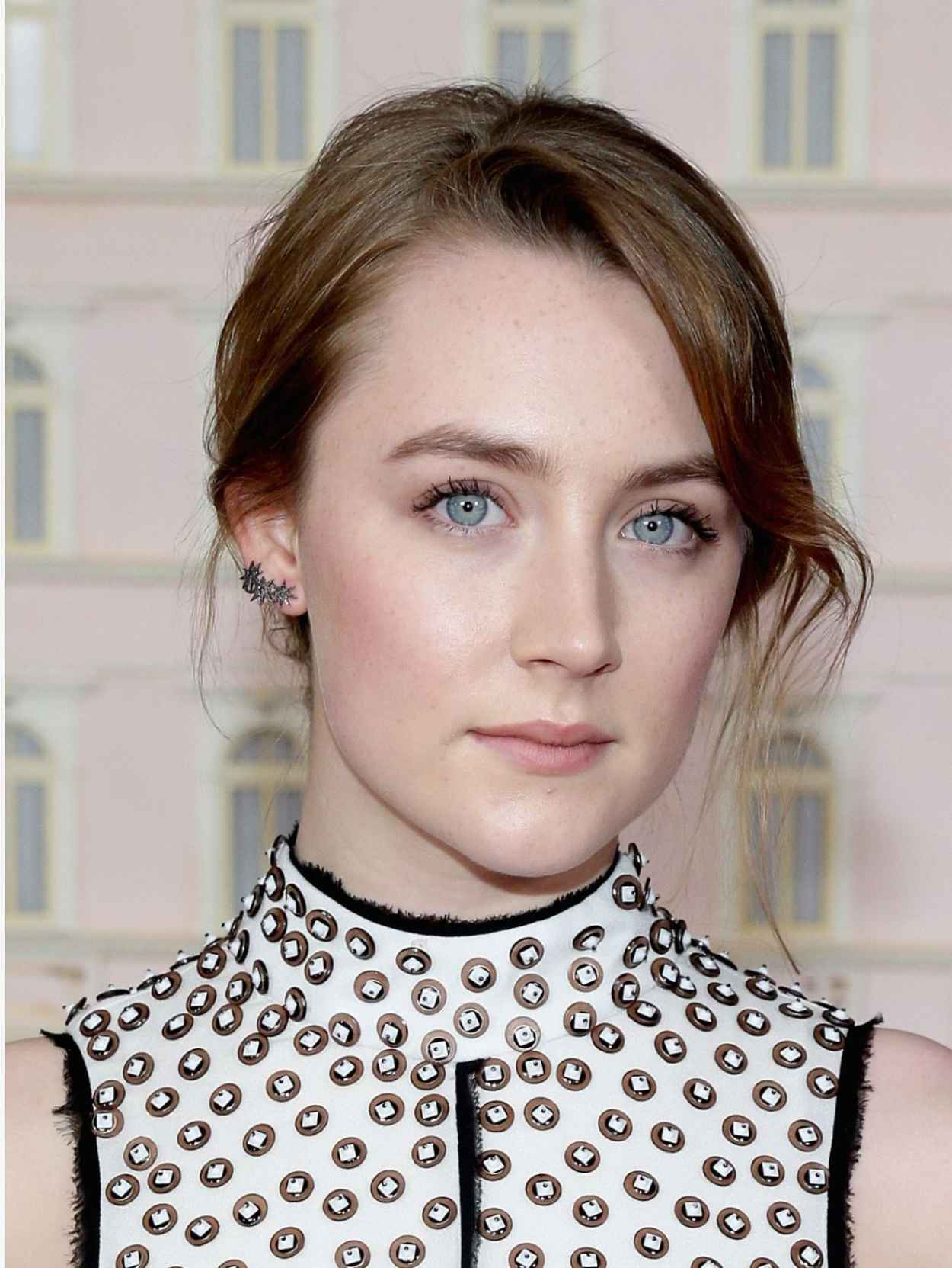 Saoirse Ronan - The Grand Budapest Hotel Premiere in New York, February 2015-1