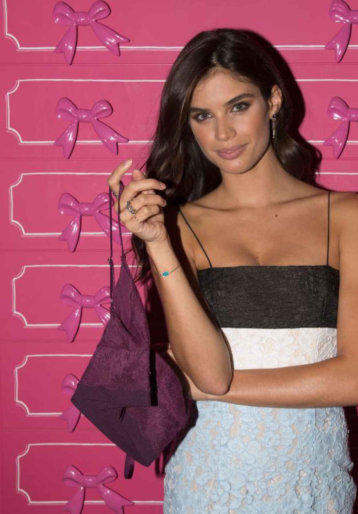 Sara Sampaio - Body By Victoria Collection Launch in Houston, August 2015-1