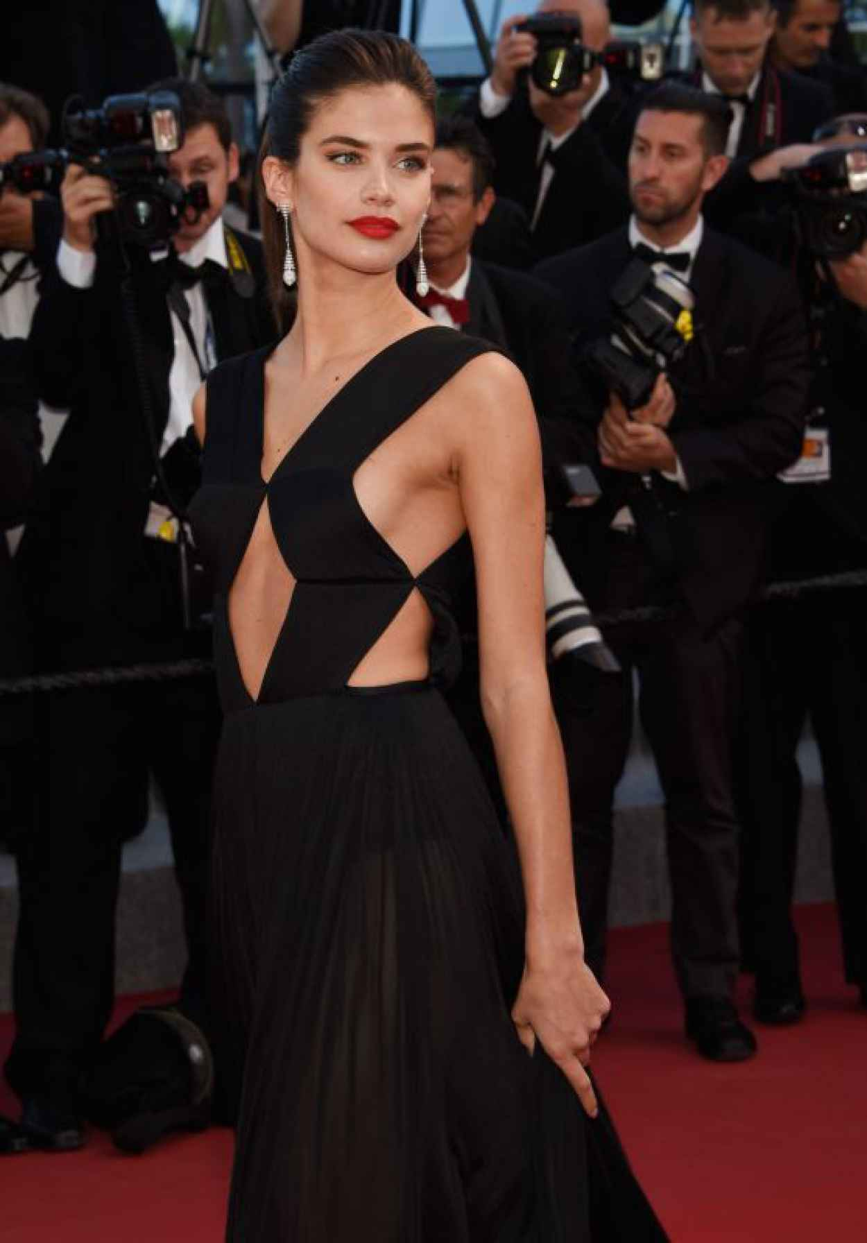 Sara Sampaio - Inside Out Premiere - 2015 Cannes Film Festival-1