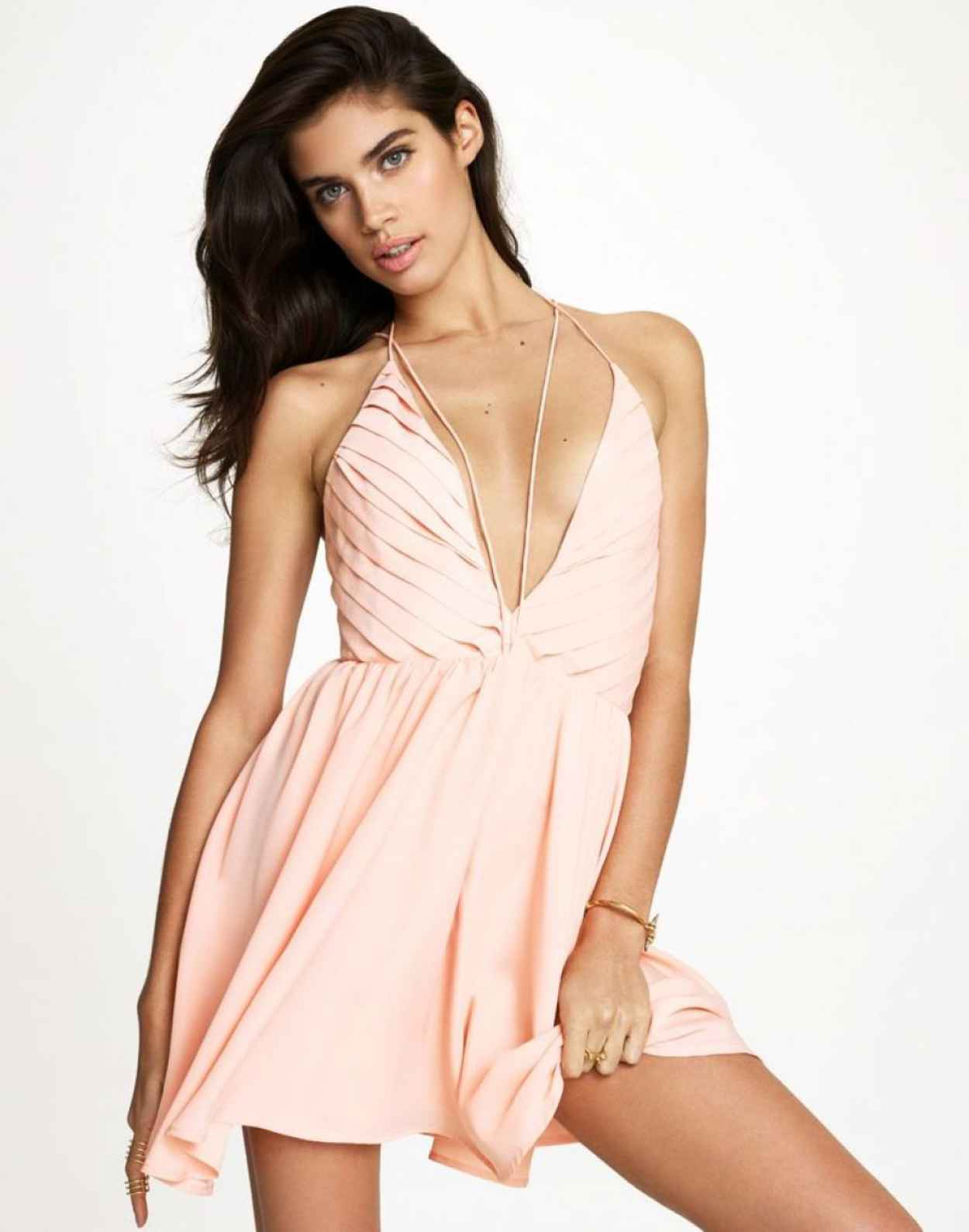 Sara Sampaio - REVOLVE Clothing Summer 2015-1
