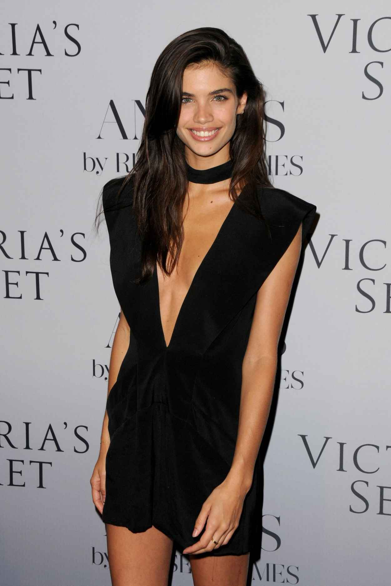 Sara Sampaio - Russell James Angels Book Launch Hosted by Victorias Secret in New York City-1