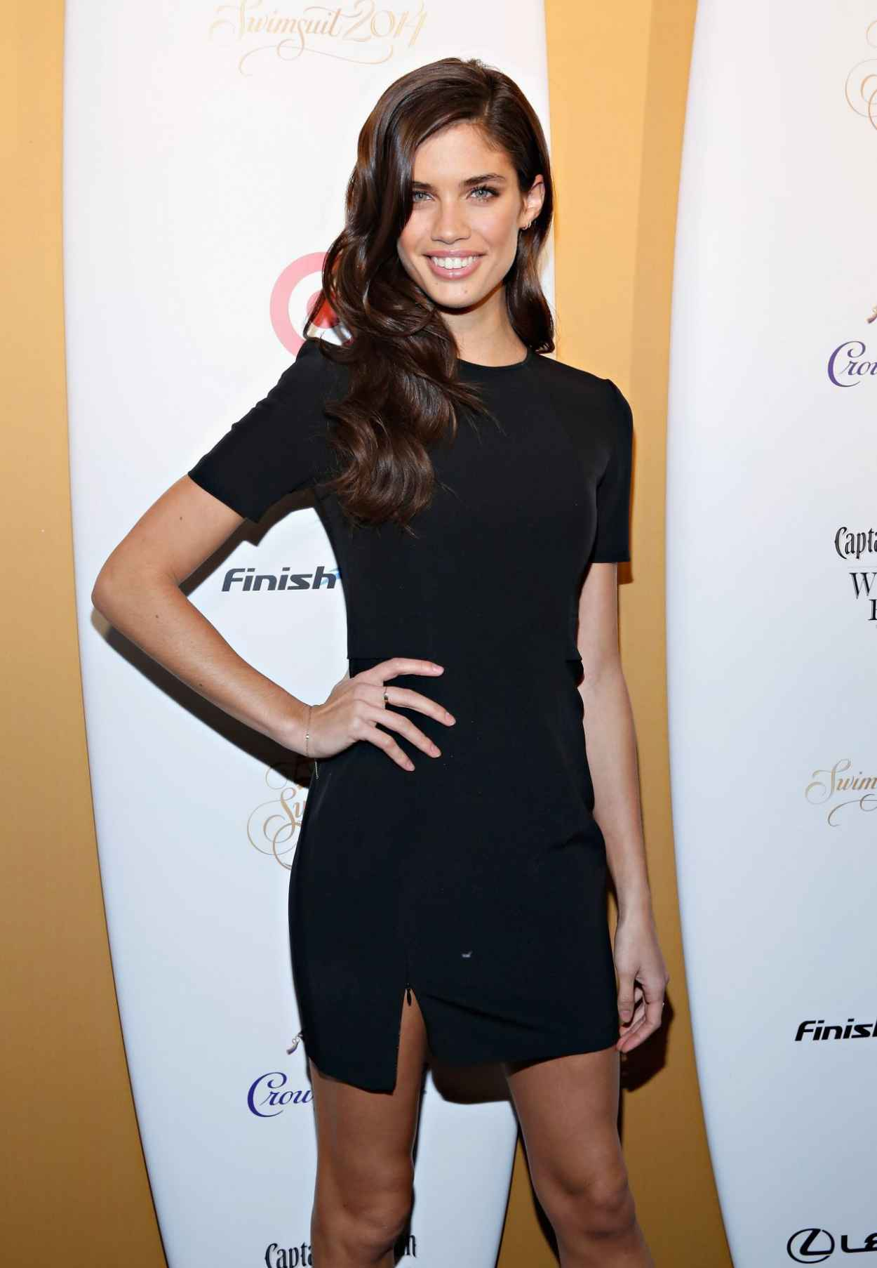 Sara Sampaio - Sports Illustrated Swimsuit Celebrates 50 Years Of Swim In New York City-1