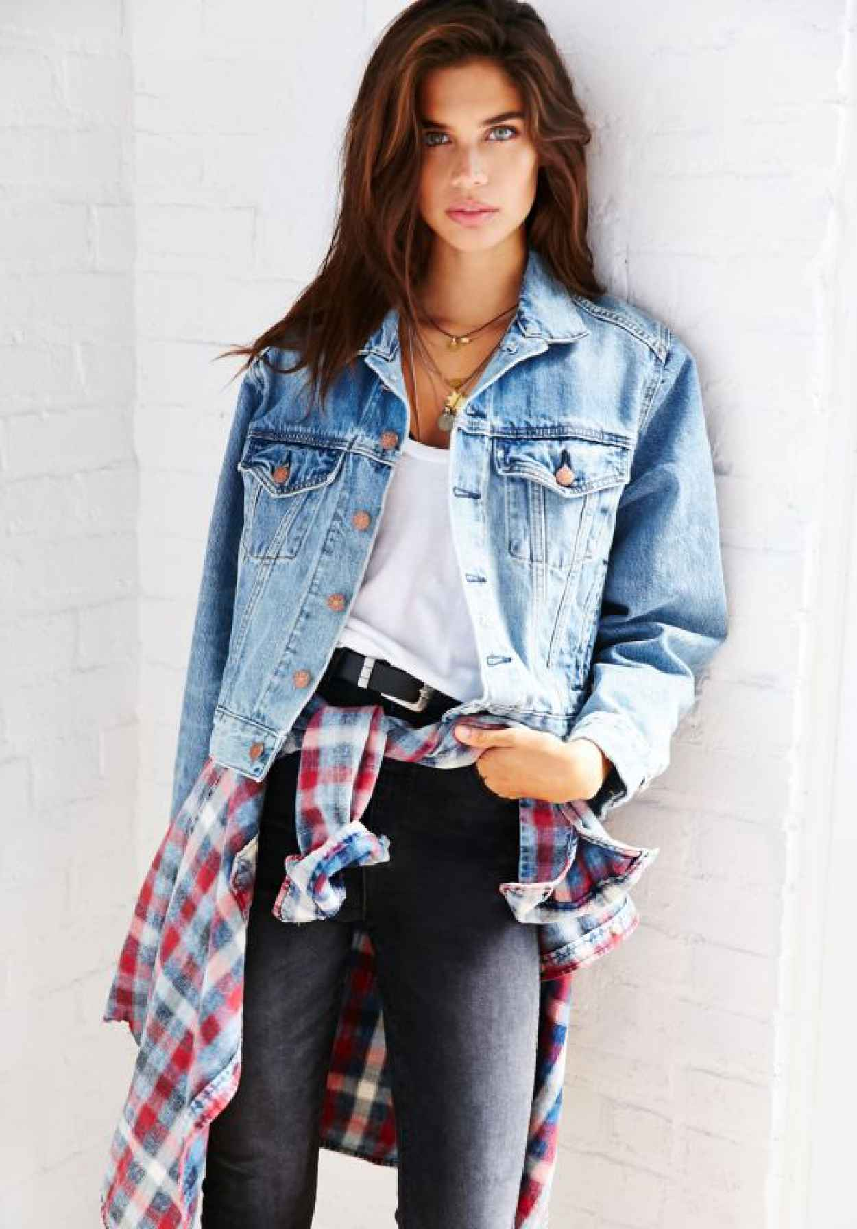 Sara Sampaio - Urban Outfitters Collection 2015-1