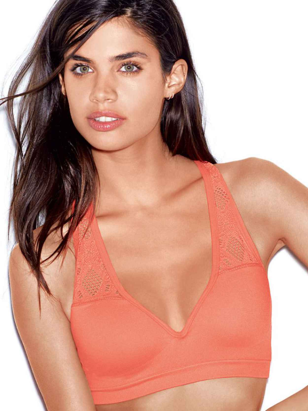 Sara Sampaio - Victoria-s Secret Collection - April 2015-1