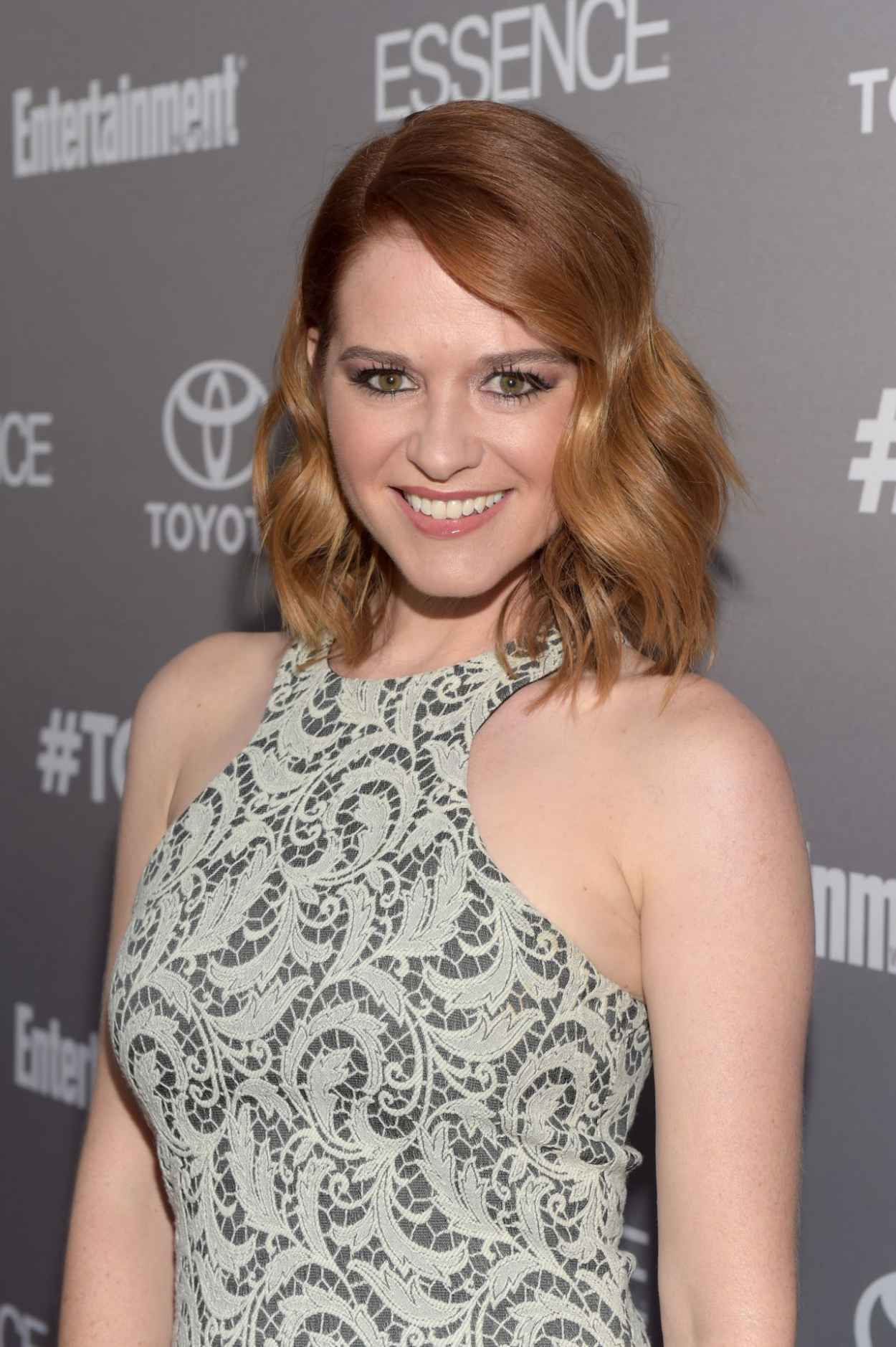 Sarah Drew - ABCs TGIT Line-up Celebration in West Hollywood-2