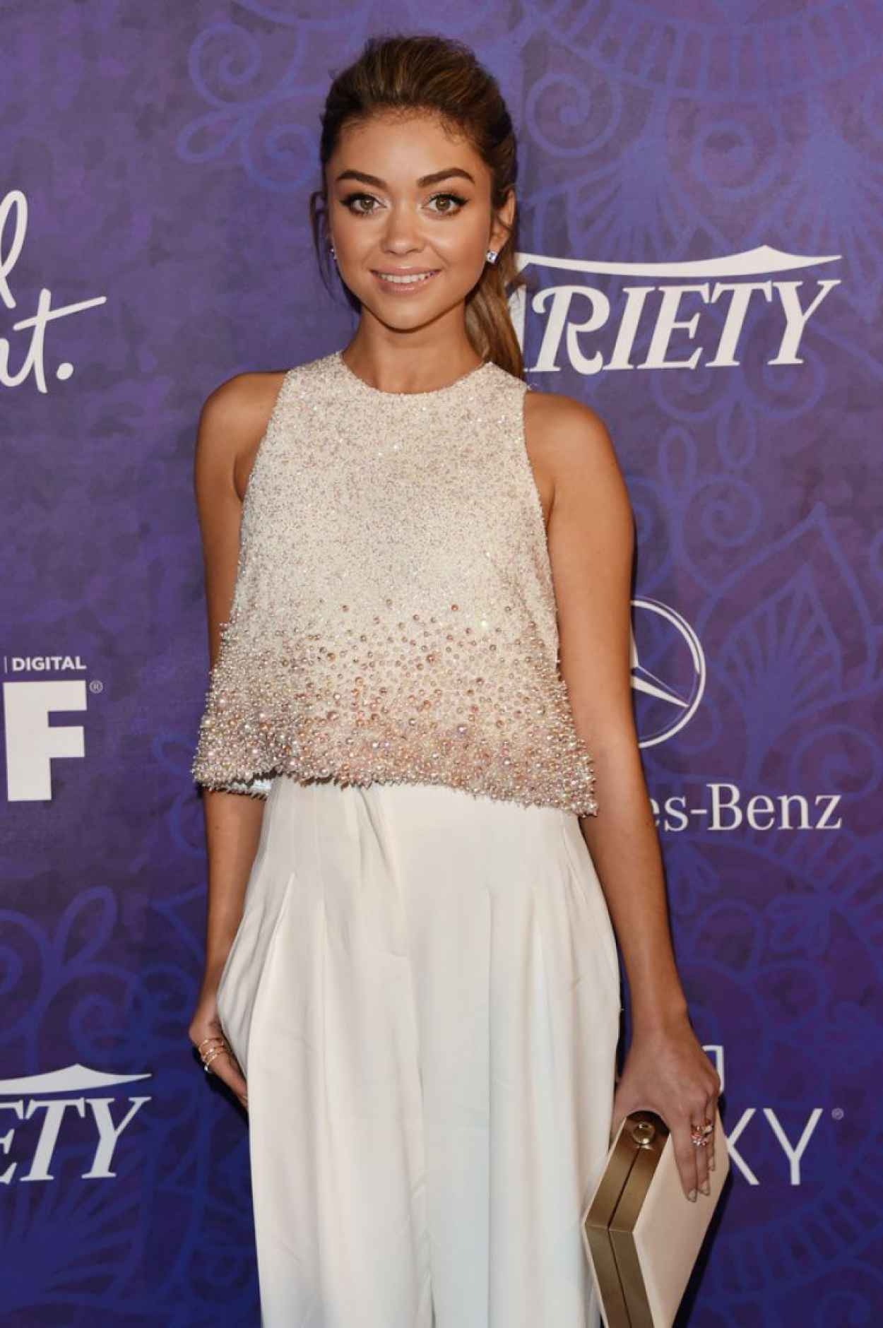 Sarah Hyland - Variety and Women in Film Emmy 2015 Nominee Celebration in West Hollywood-1
