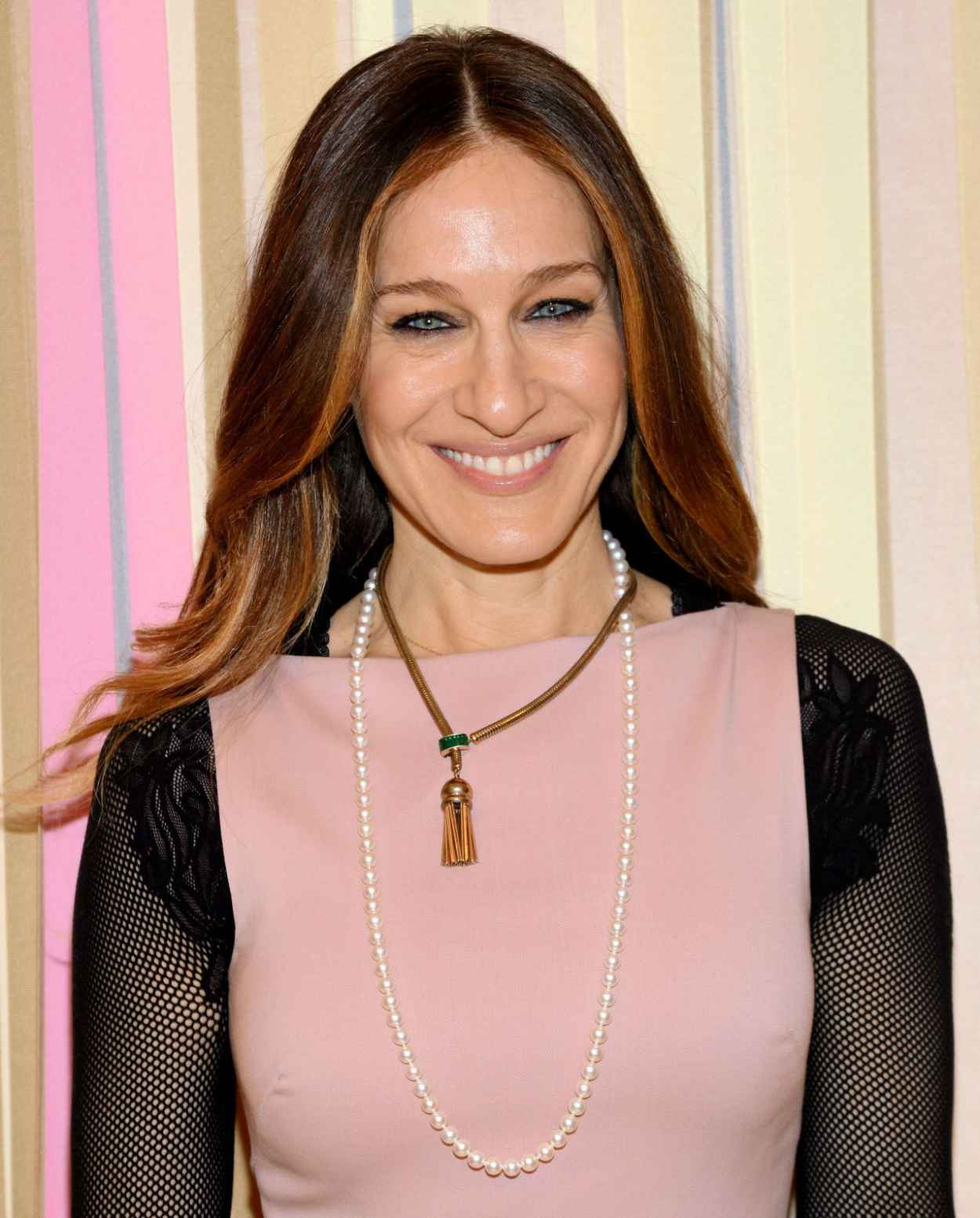 Sarah Jessica Parker - SJP Collection at Nordstrom Pop Up Shop Opening in New York City-1