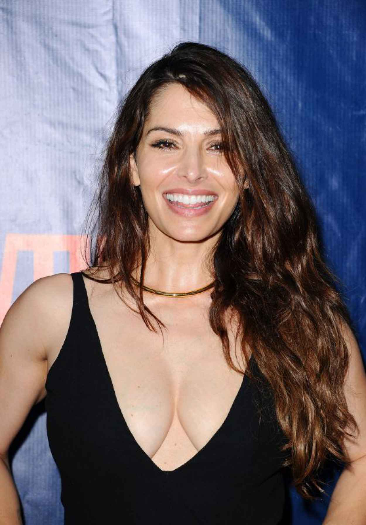 Sarah Shahi - 2015 Showtime, CBS & The CWs TCA Summer Press Tour party in Los Angeles-1