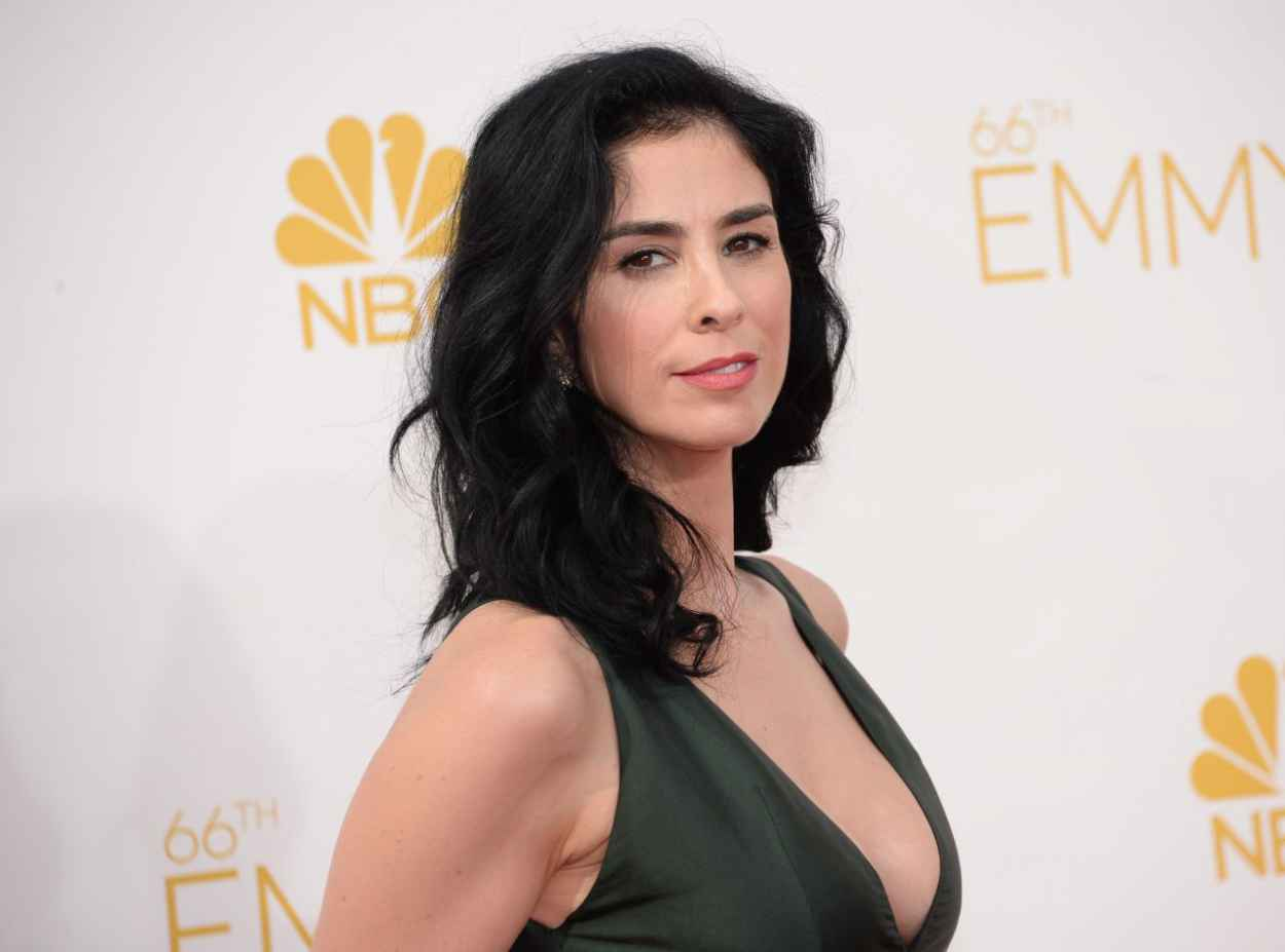 Sarah Silverman - 2015 Primetime Emmy Awards in Los Angeles-1