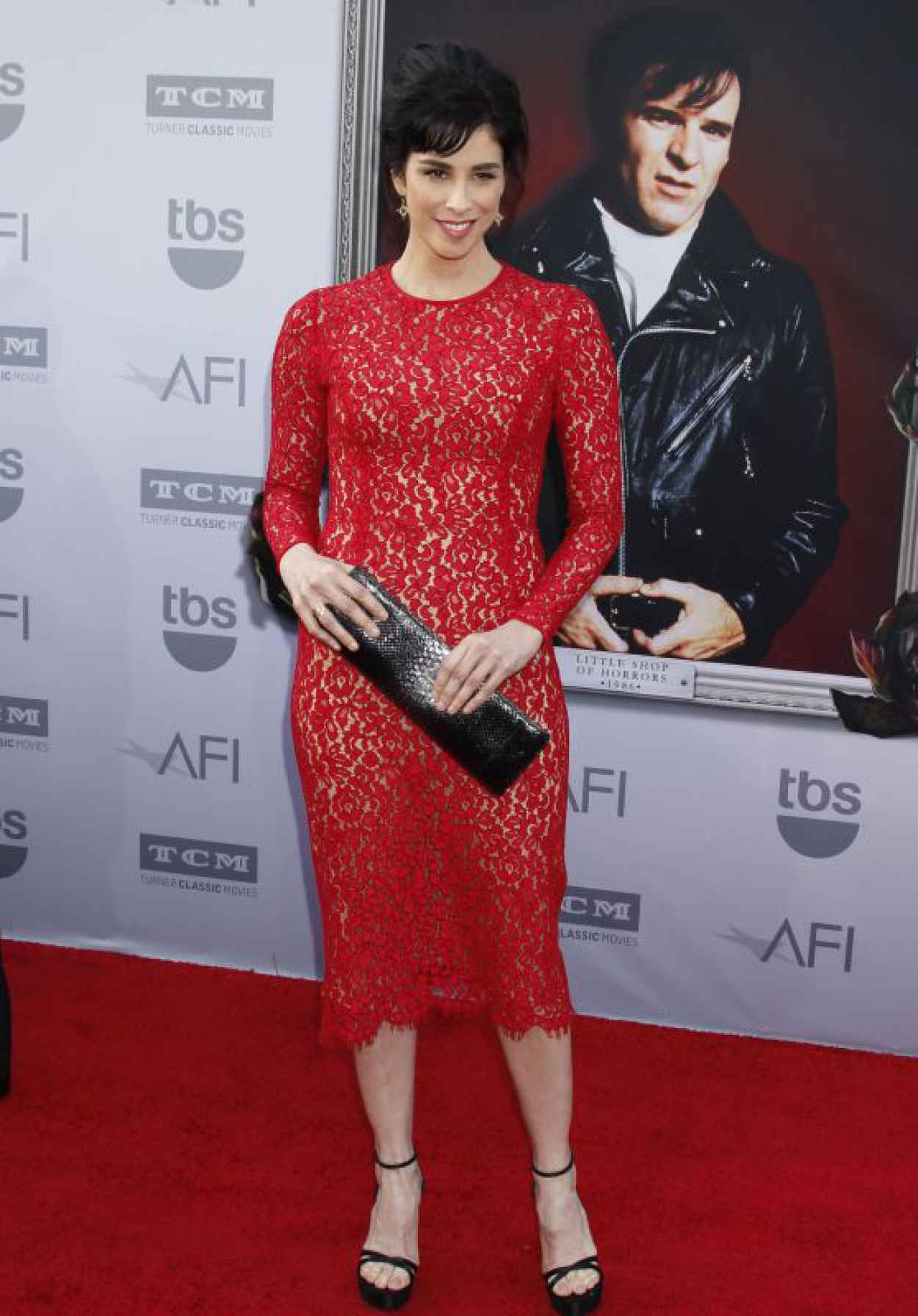 Sarah Silverman - 2015 AFI Life Achievement Awards in Hollywood-1