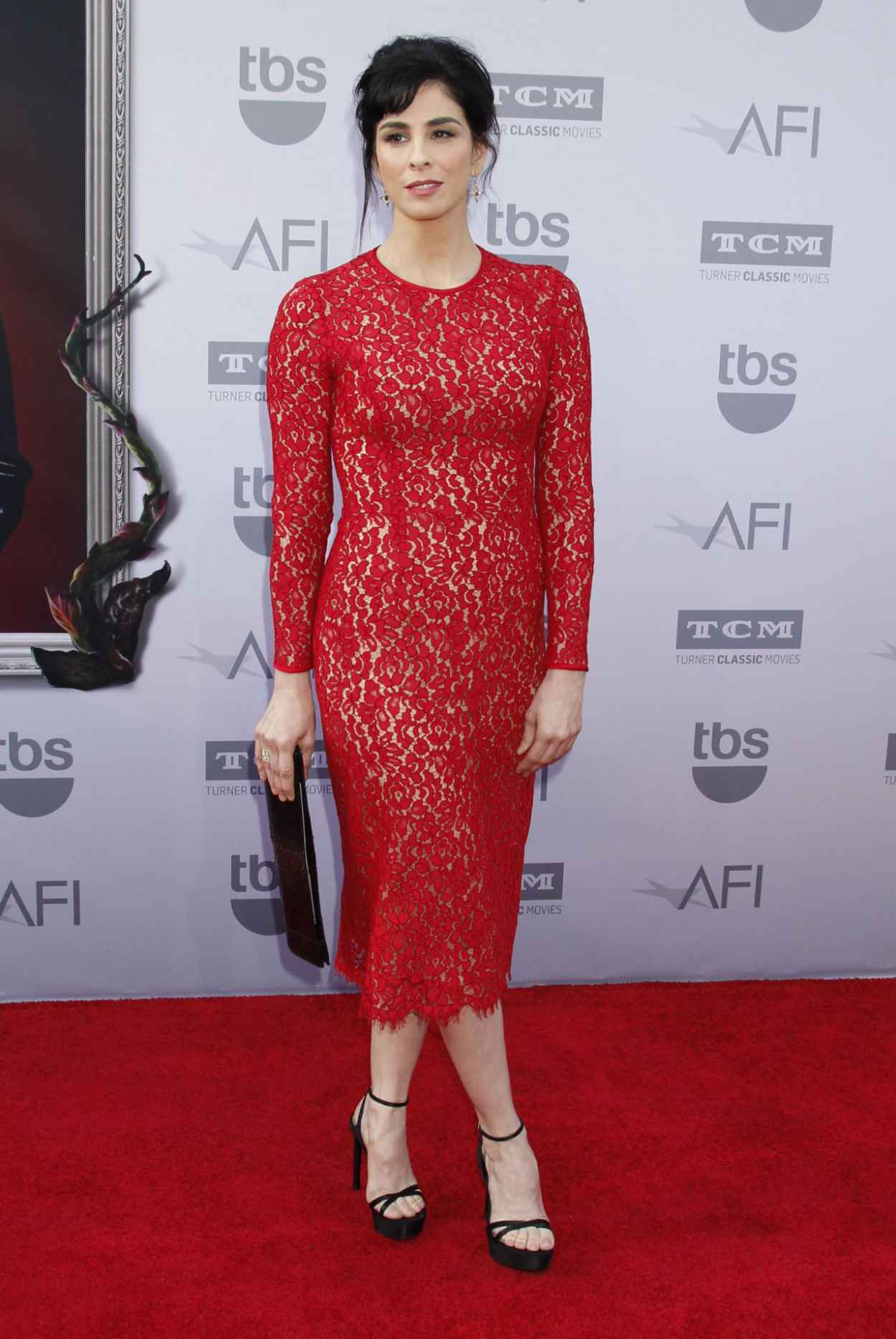 Sarah Silverman - 2015 AFI Life Achievement Awards in Hollywood-3