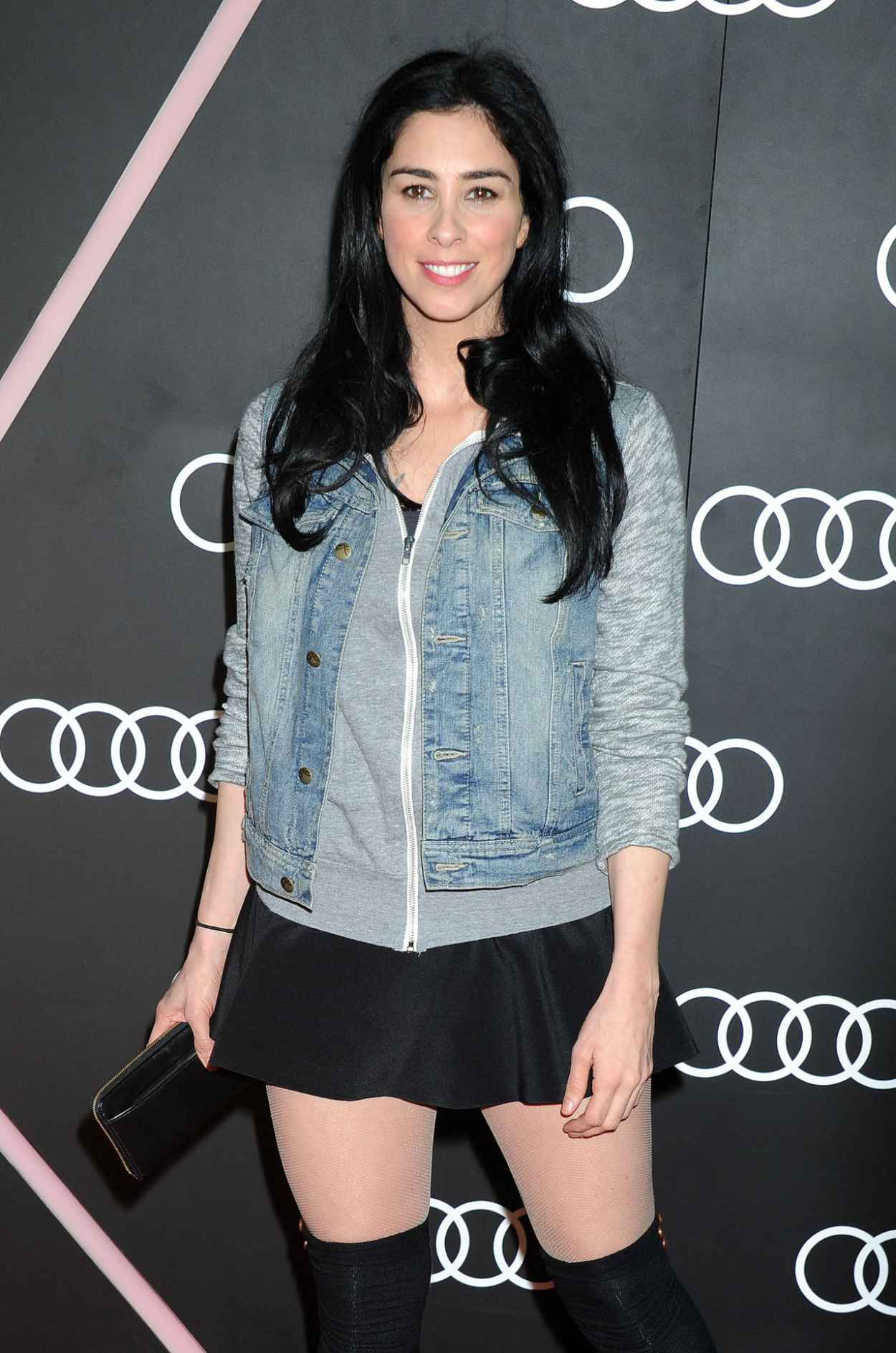Sarah Silverman - Audi Celebrates The Golden Globes Weekend - January 2015-1