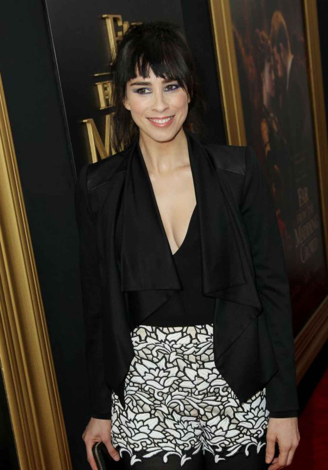 Sarah Silverman - Far From The Madding Crowd Premiere in New York City-1