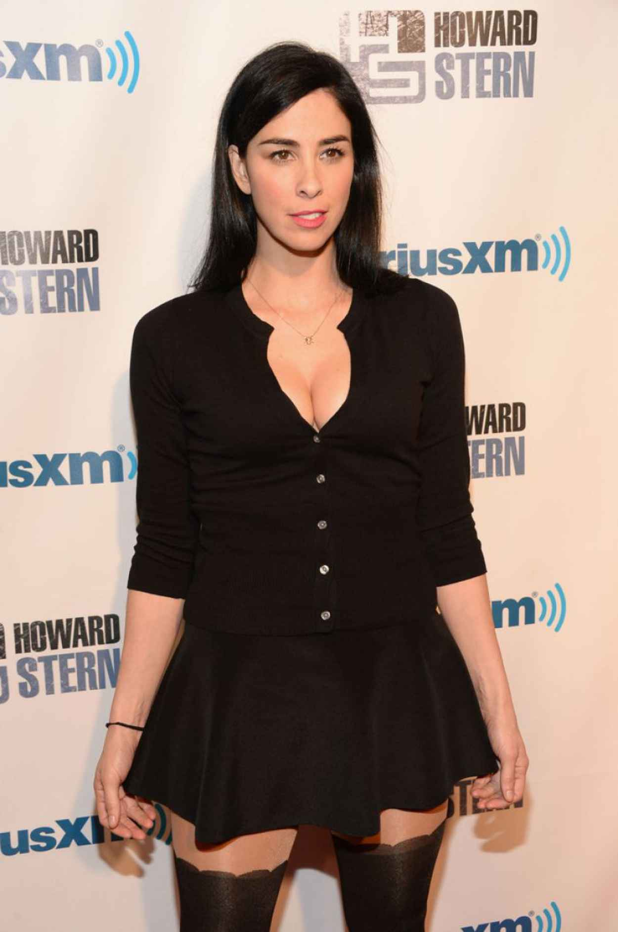 Sarah Silverman - Howard Sterns Birthday Bash - New York, January 2015-1