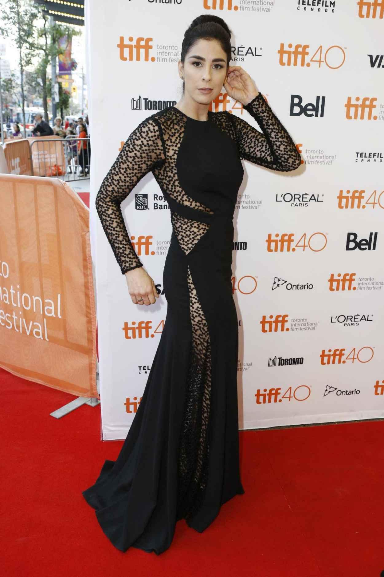 Sarah Silverman - I Smile Back Premiere at 2015 TIFF-2