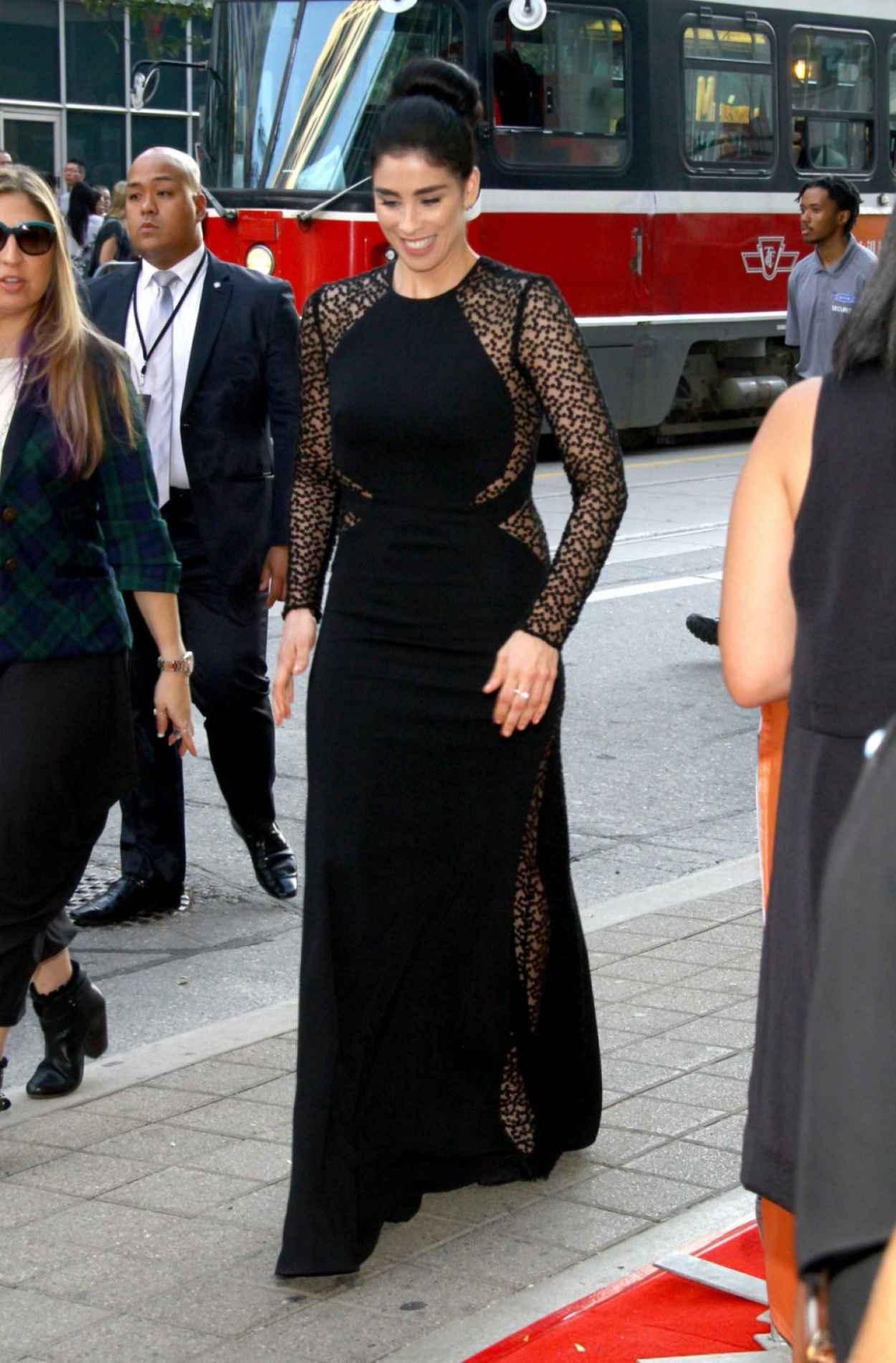 Sarah Silverman - I Smile Back Premiere at 2015 TIFF-4