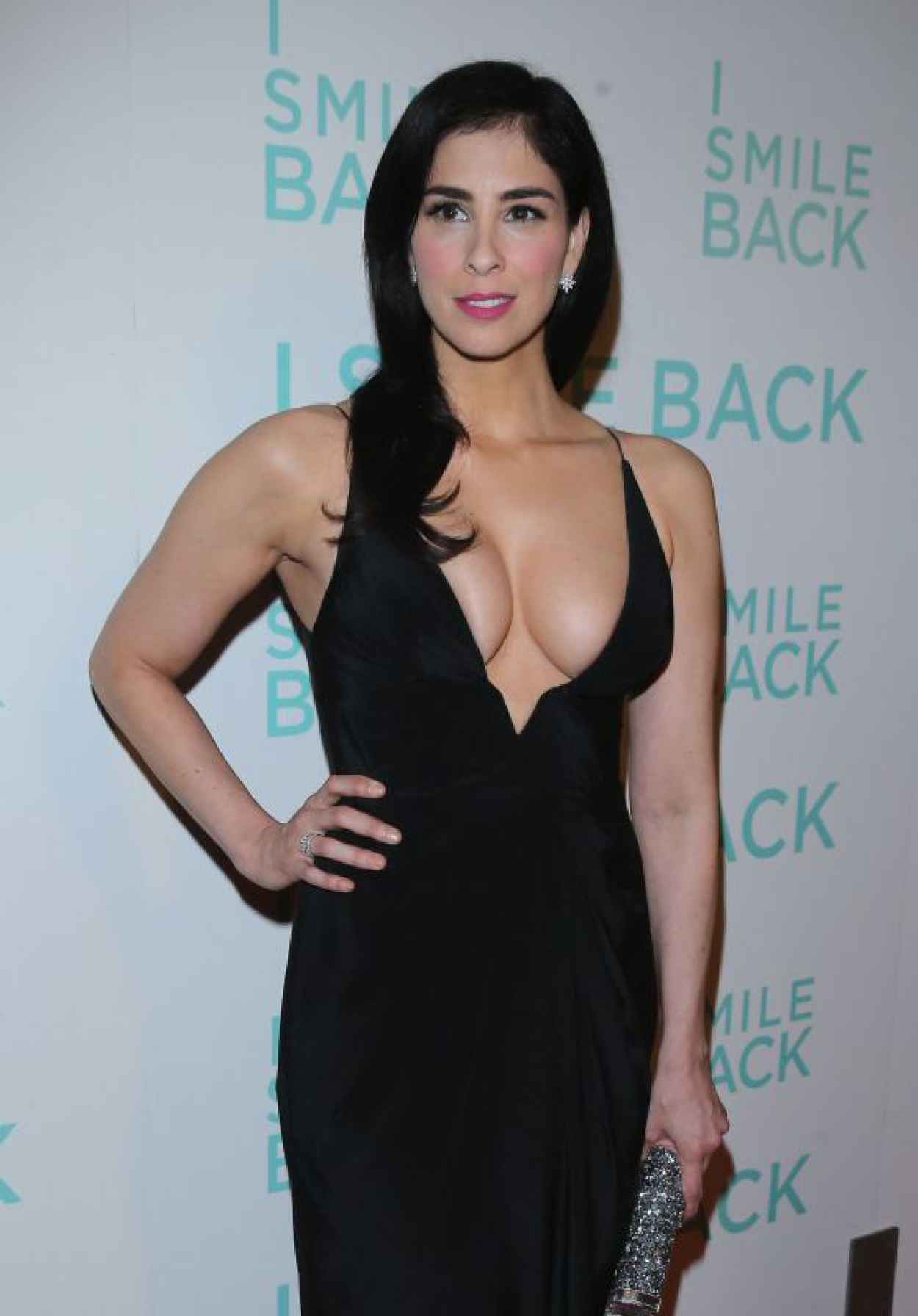 Sarah Silverman - I Smile Back Premiere in Hollywood-1