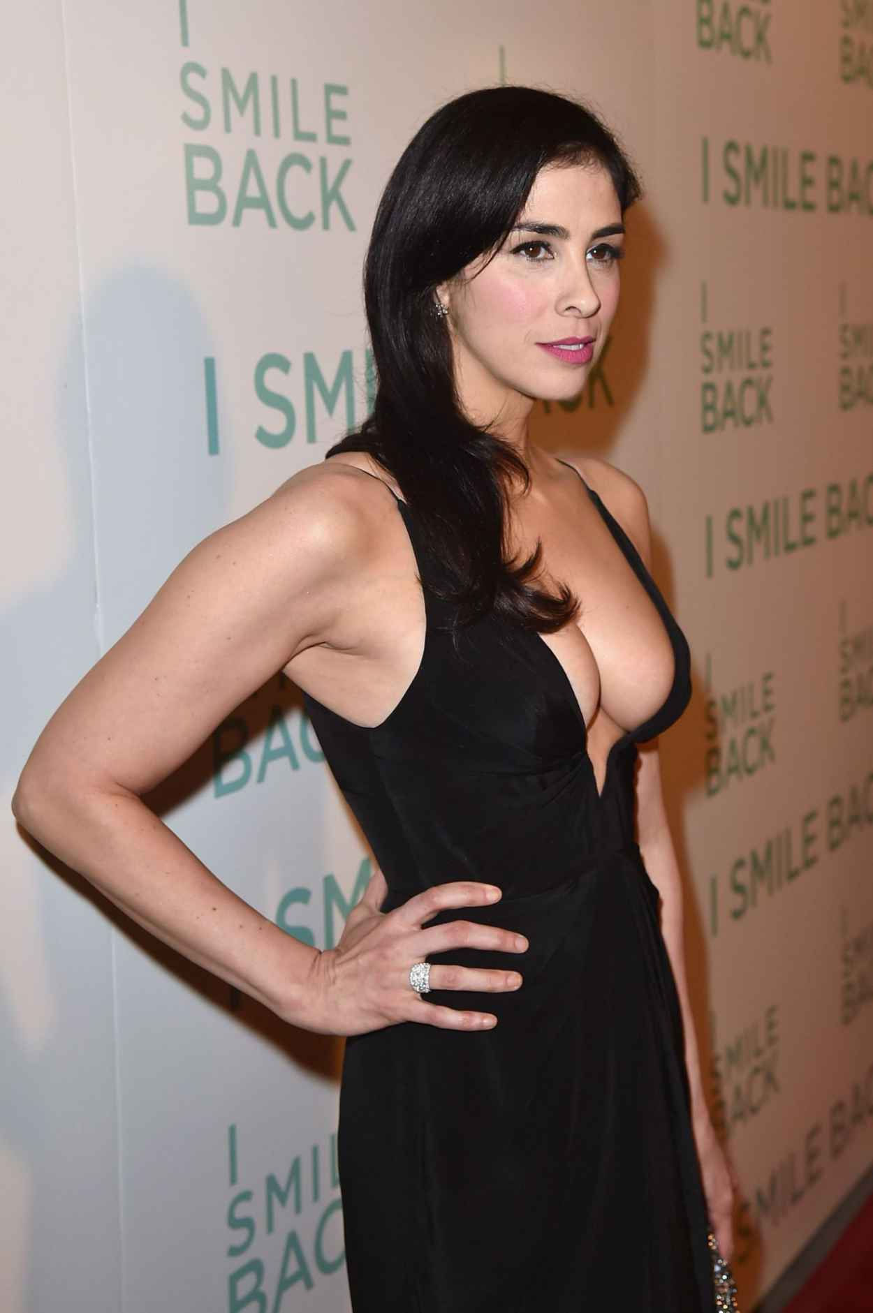 Sarah Silverman - I Smile Back Premiere in Hollywood-3