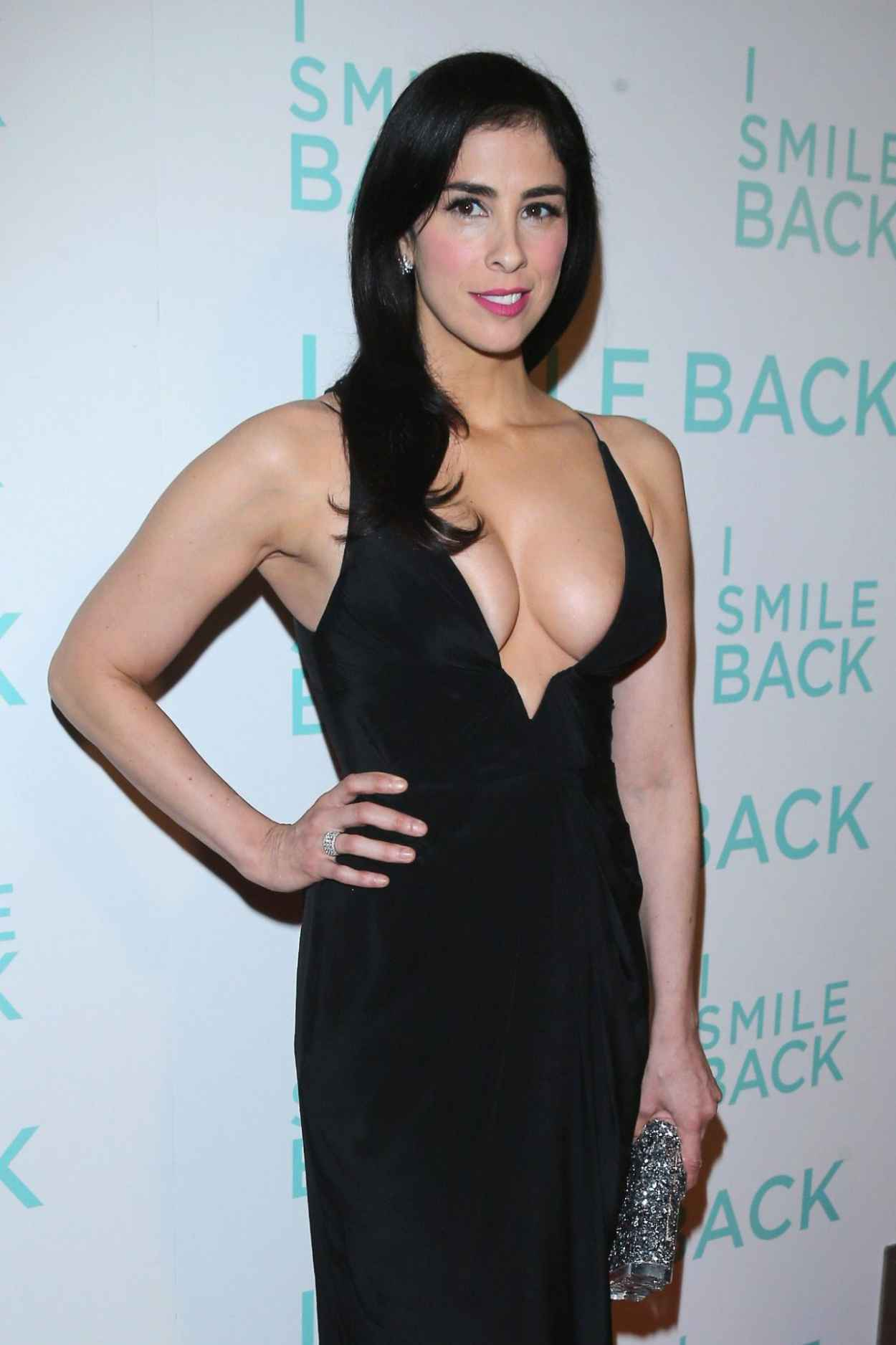 Sarah Silverman - I Smile Back Premiere in Hollywood-4