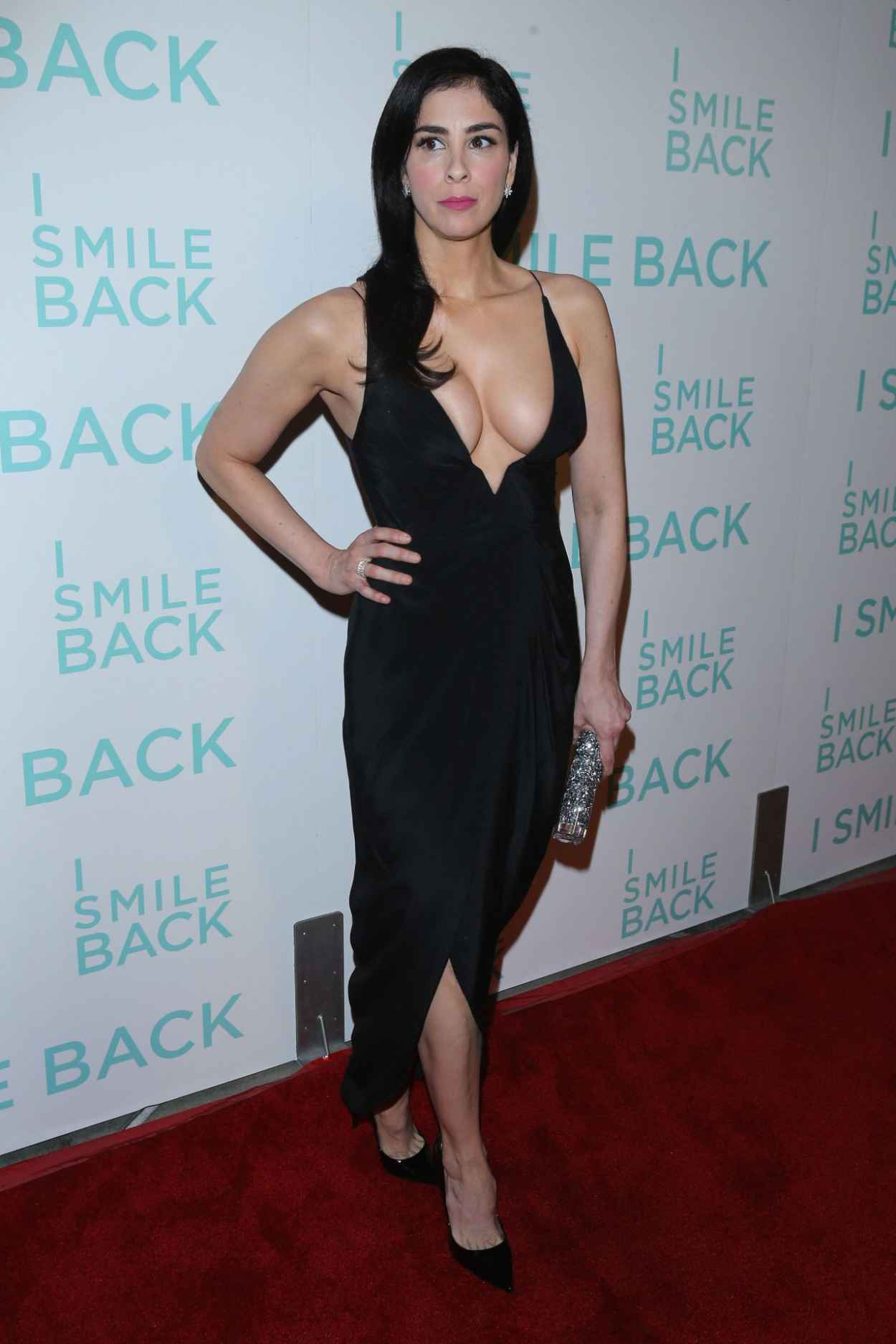 Sarah Silverman - I Smile Back Premiere in Hollywood-5