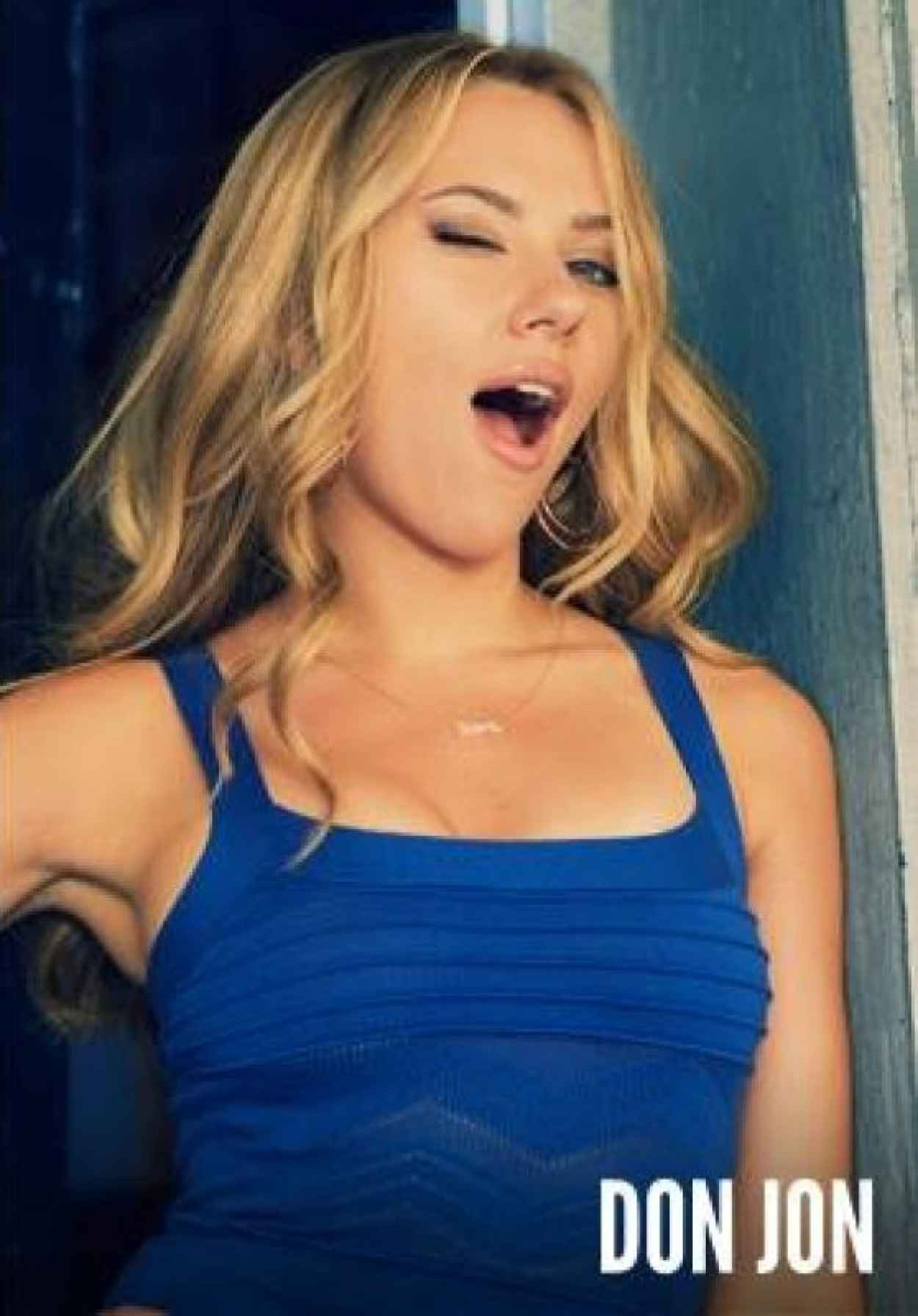 Scarlett Johansson - DON JON Movie Promo Stills-4