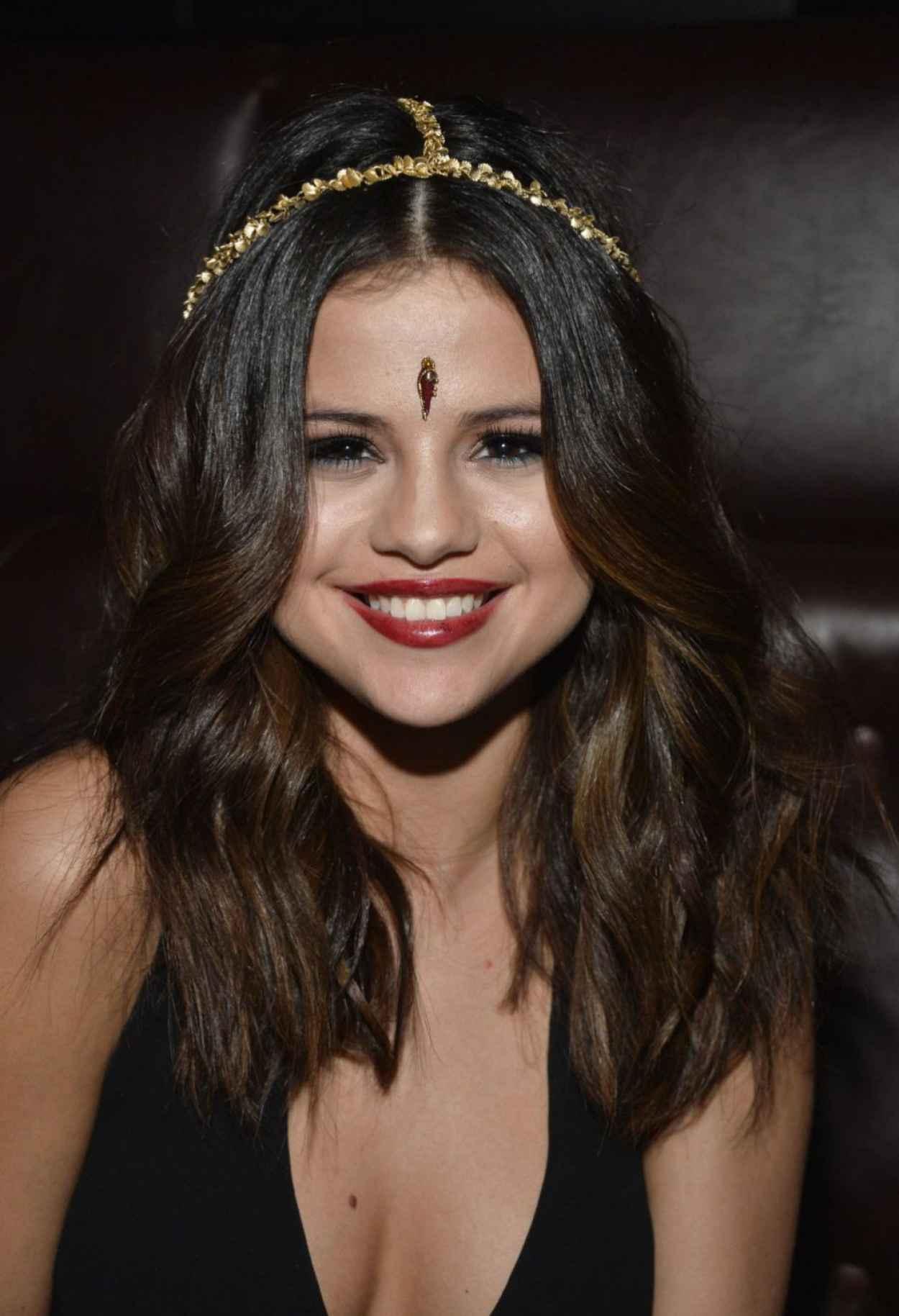 Selena Gomez - Beats Music Launch Party- Los Angeles, January 2015-1