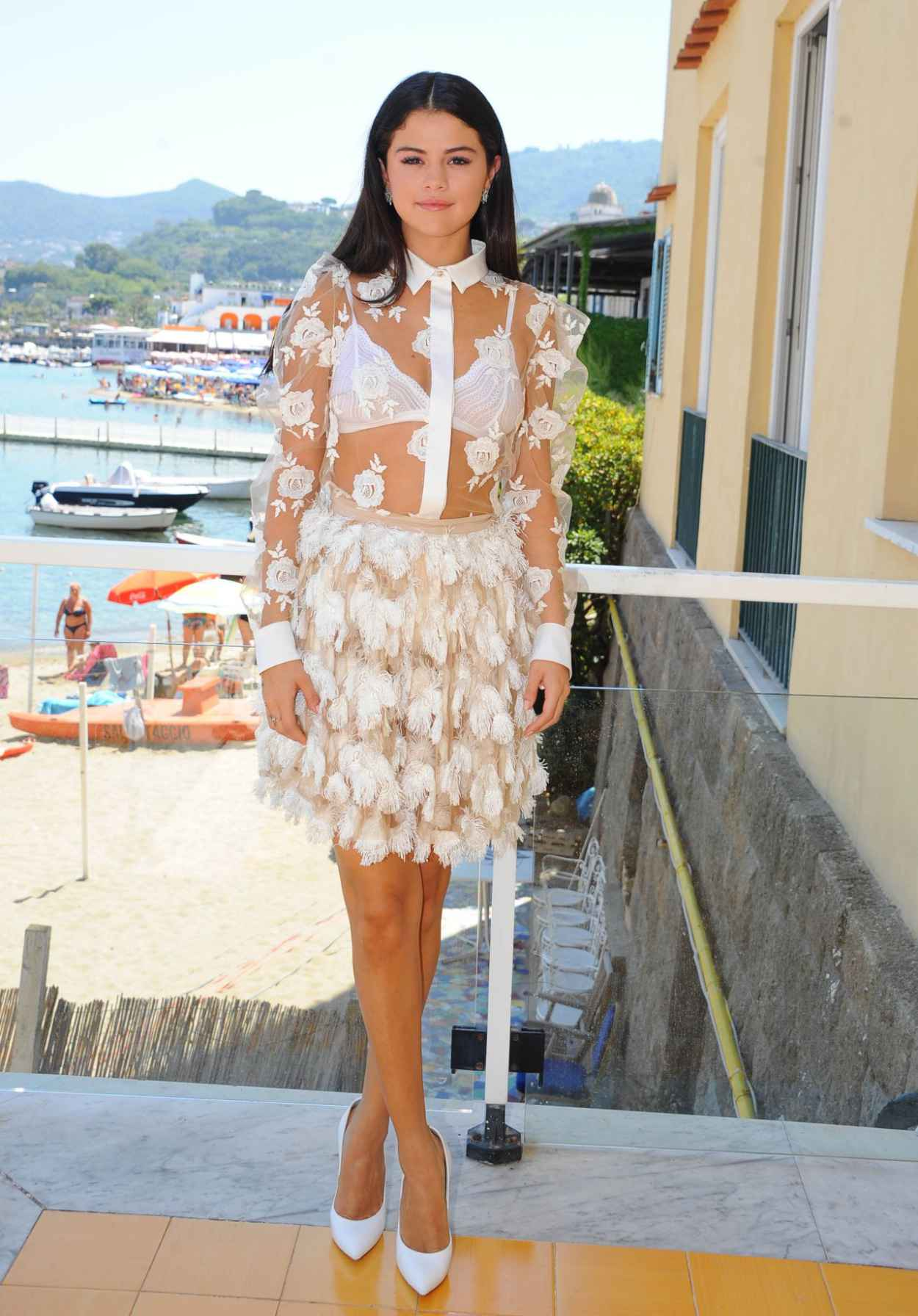 Selena Gomez - Ischia Global Film & Music Fest Press Conference - Day 8, July 2015-4