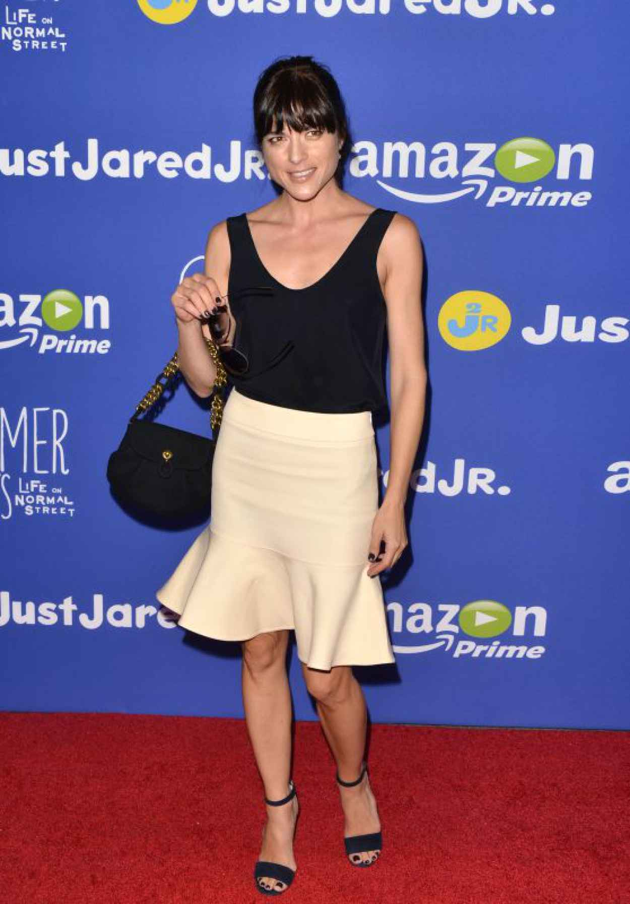 Selma Blair - Just Jared 2015 Fall Fun Day in Los Angeles-1