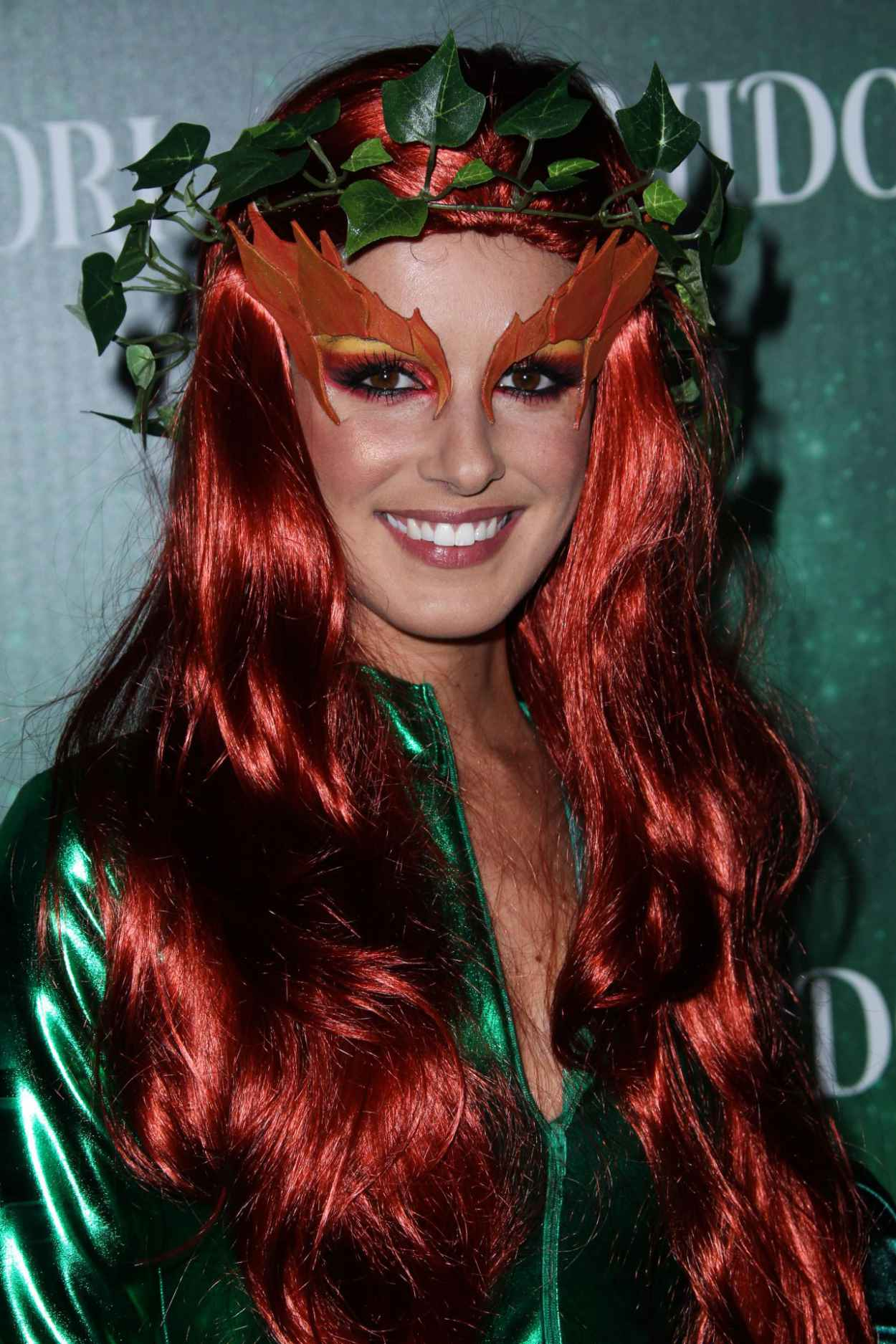 Shenae Grimes - 3rd Annual Midori Green Halloween Party in West Hollywood-1