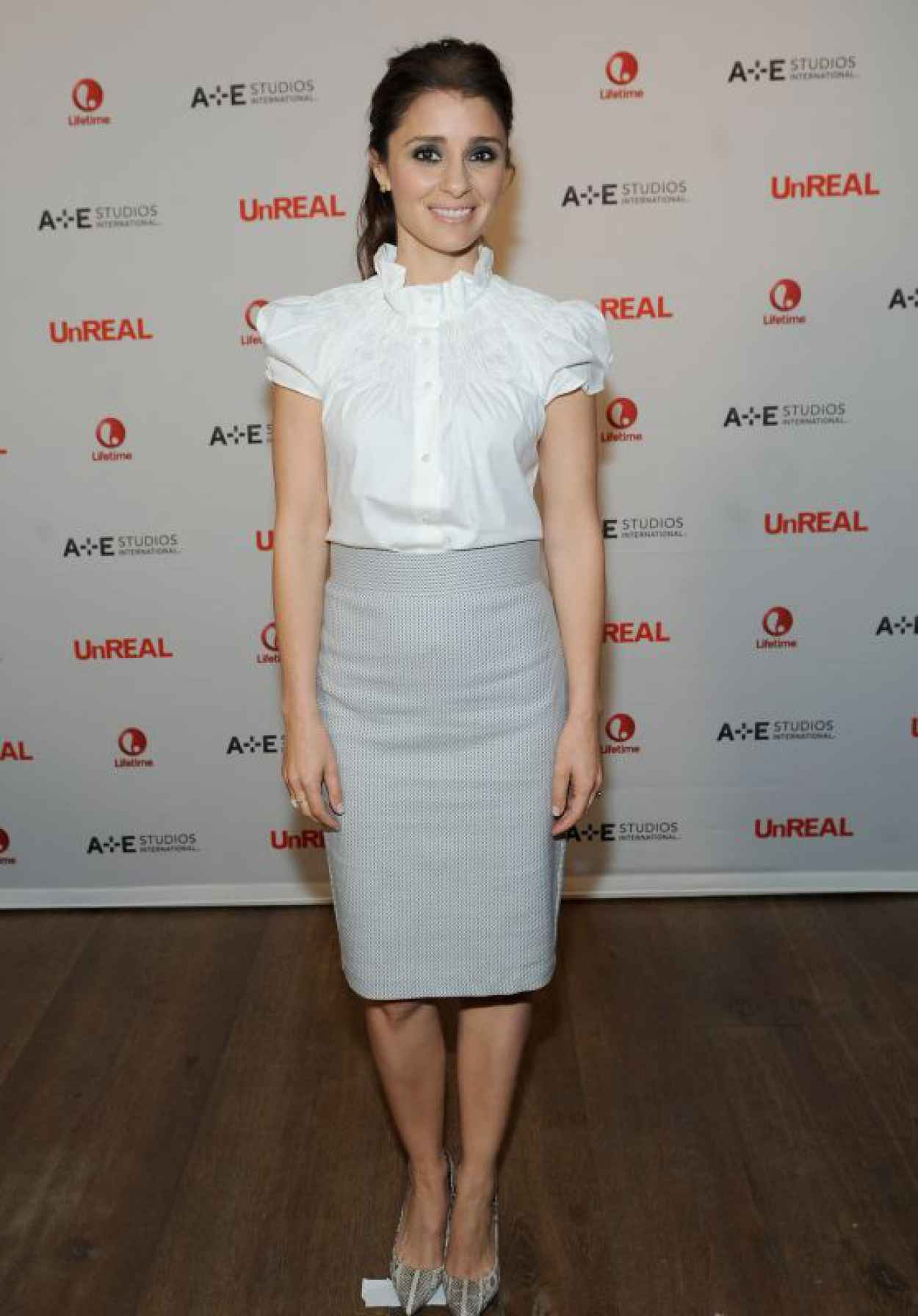Shiri Appleby - UnREAL International Press Event in NYC, April 2015-1