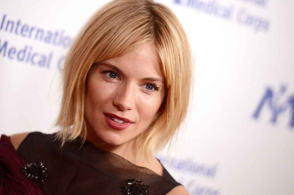 Sienna Miller - 2015 International Medical Corps Awards Dinner in Beverly Hills-1