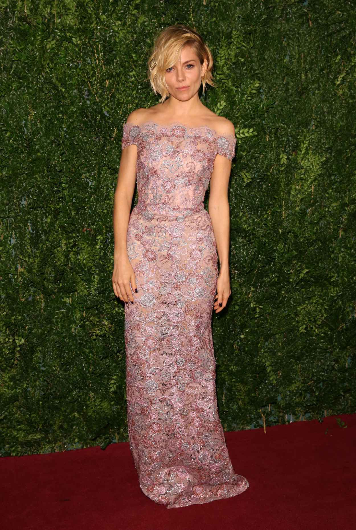 Sienna Miller - 2015 London Evening Standard Theatre Awards in London-1