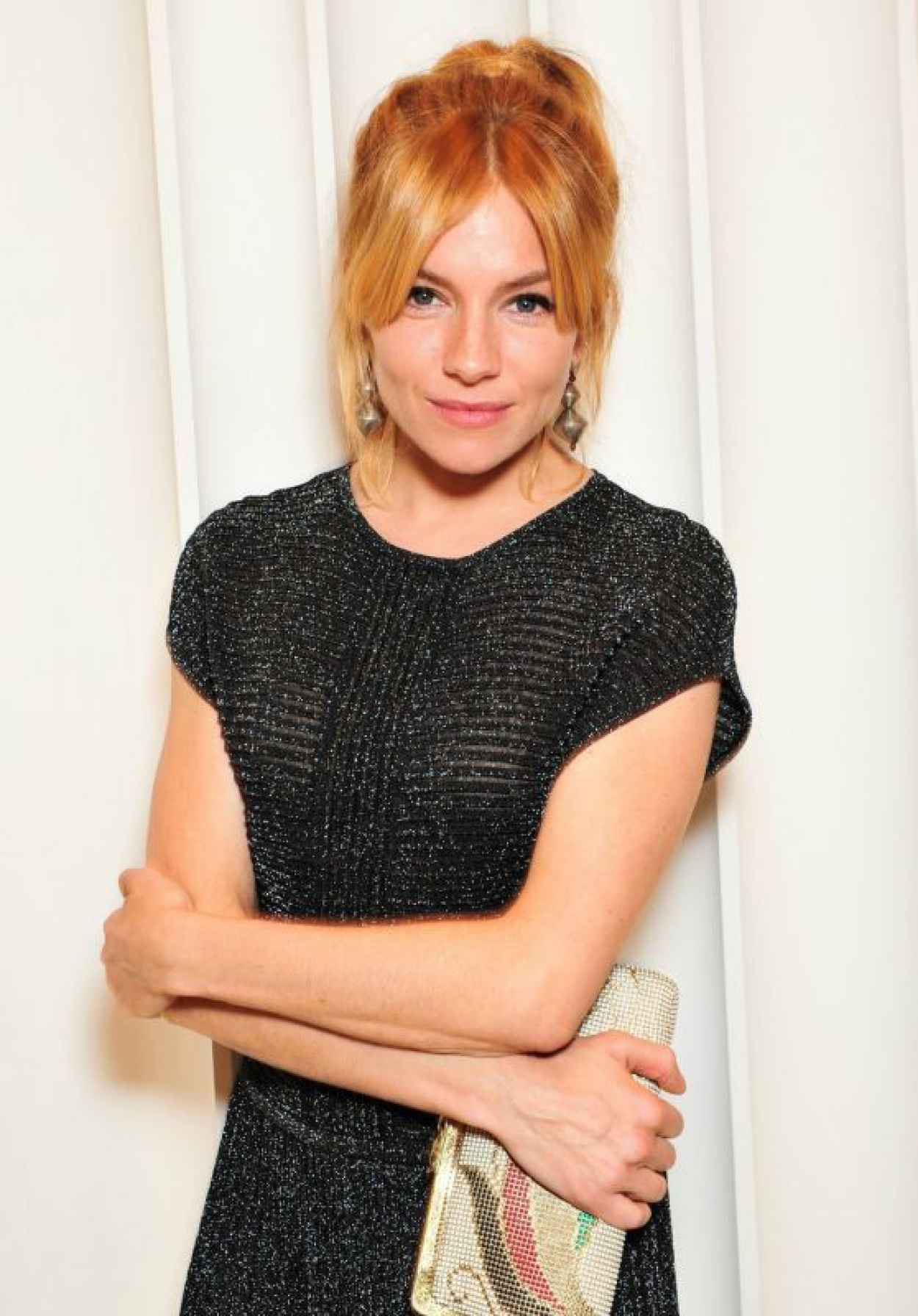 Sienna Miller at a Vionnet Store Opening in Paris, October 2015-1
