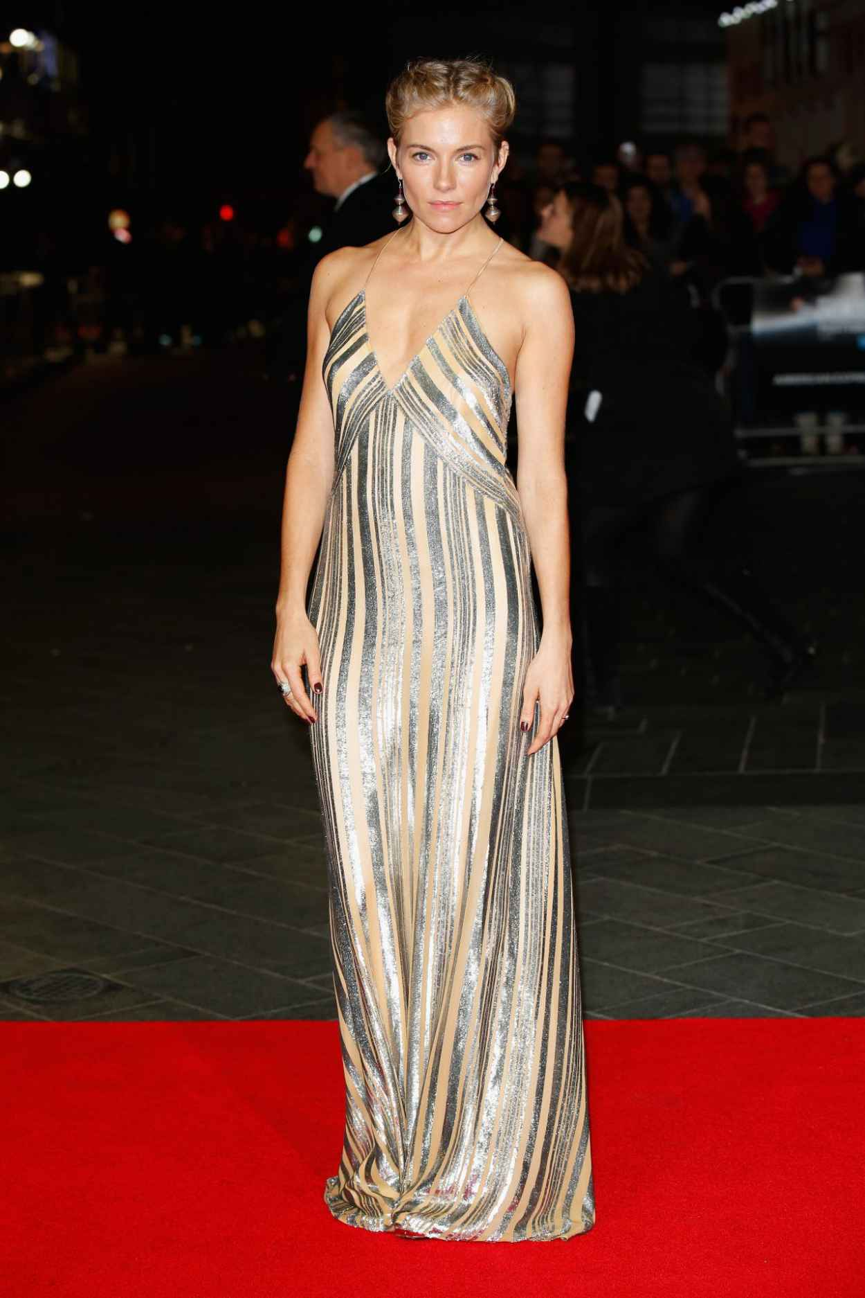 Sienna Miller - Foxcatcher Premiere - 2015 BFI London Film Festival in London-1
