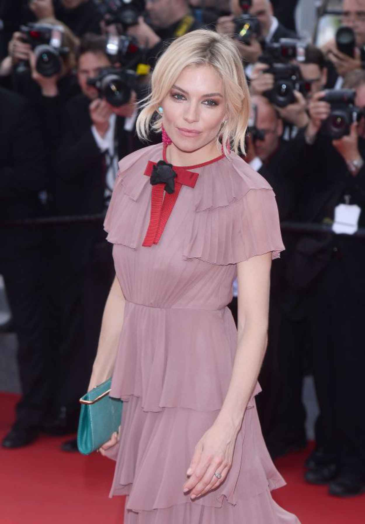 Sienna Miller - Macbeth Premiere at 68th Annual Cannes Film Festival-1