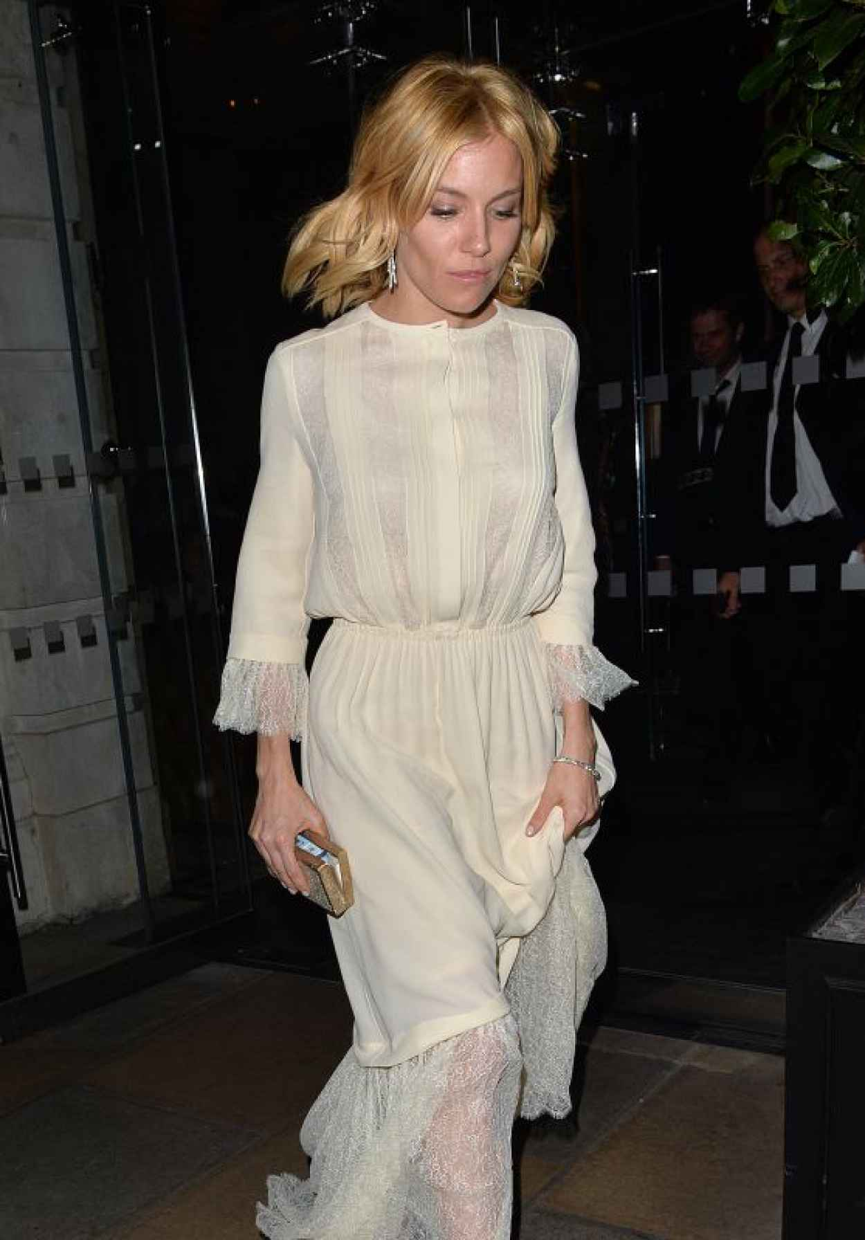 Sienna Miller - Out in London, October 2015-1